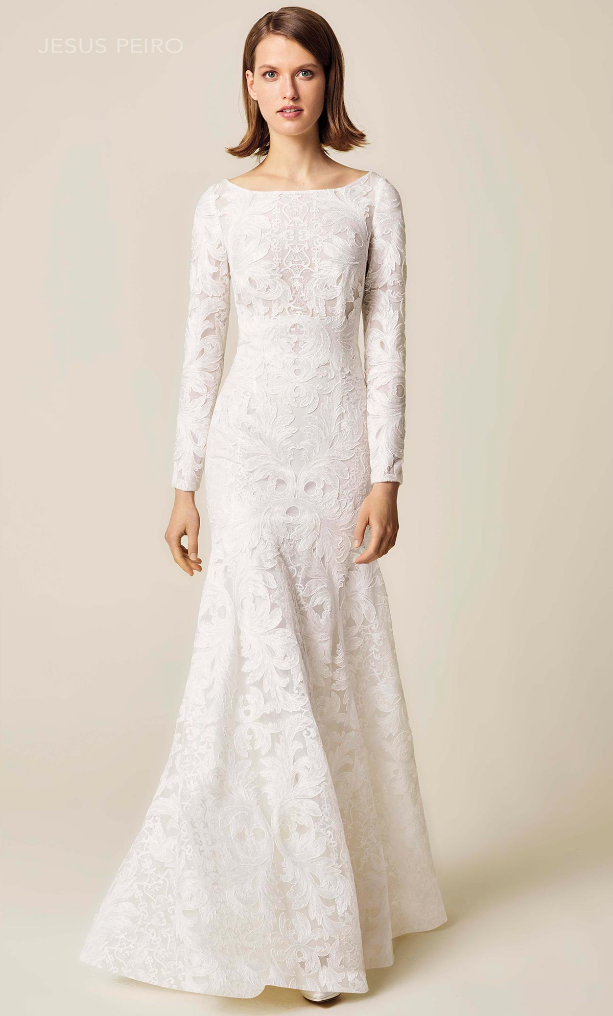 Vestido novia Jesús Peiró Ref.978