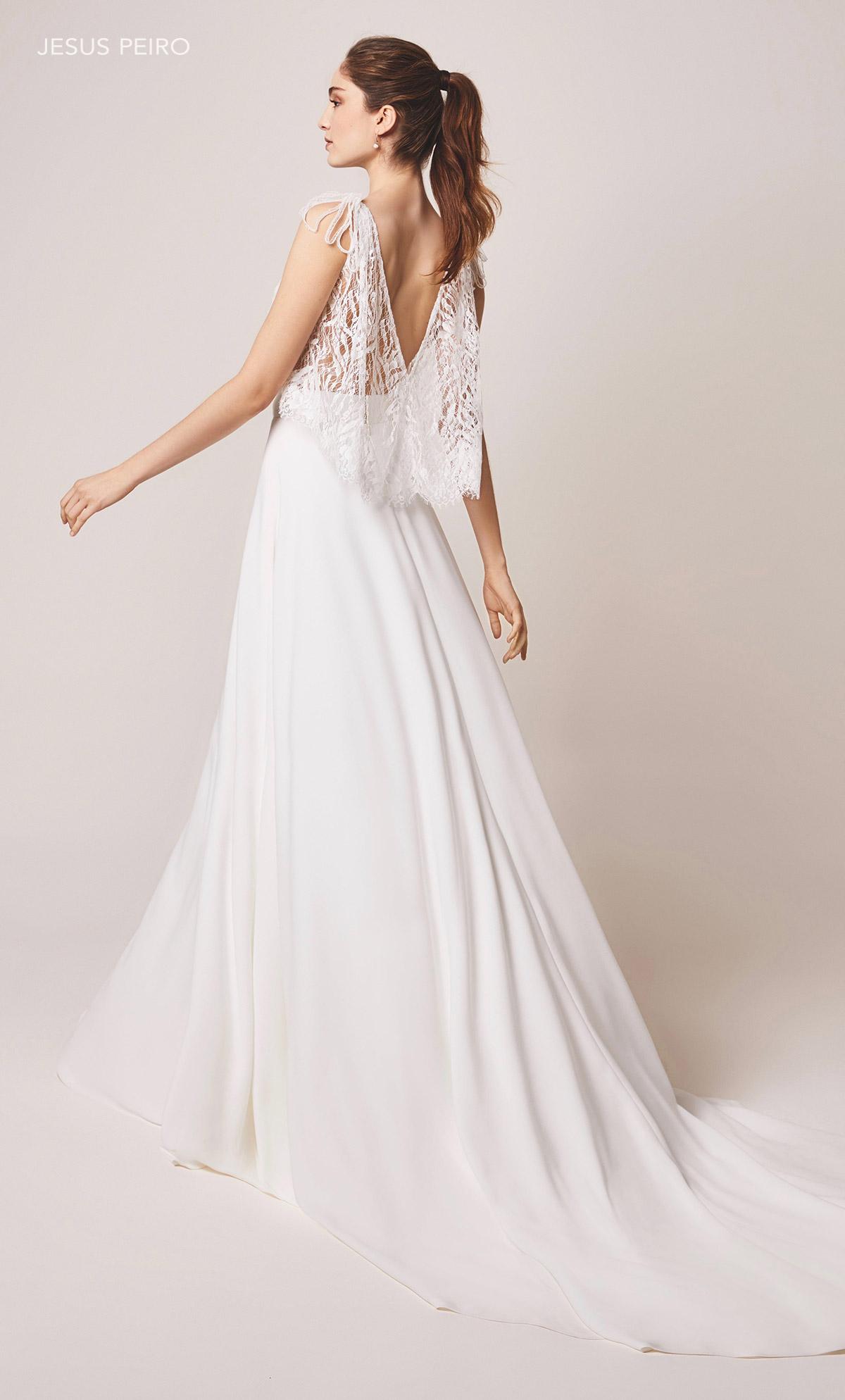 Vestido novia Jesús Peiró Ref.103