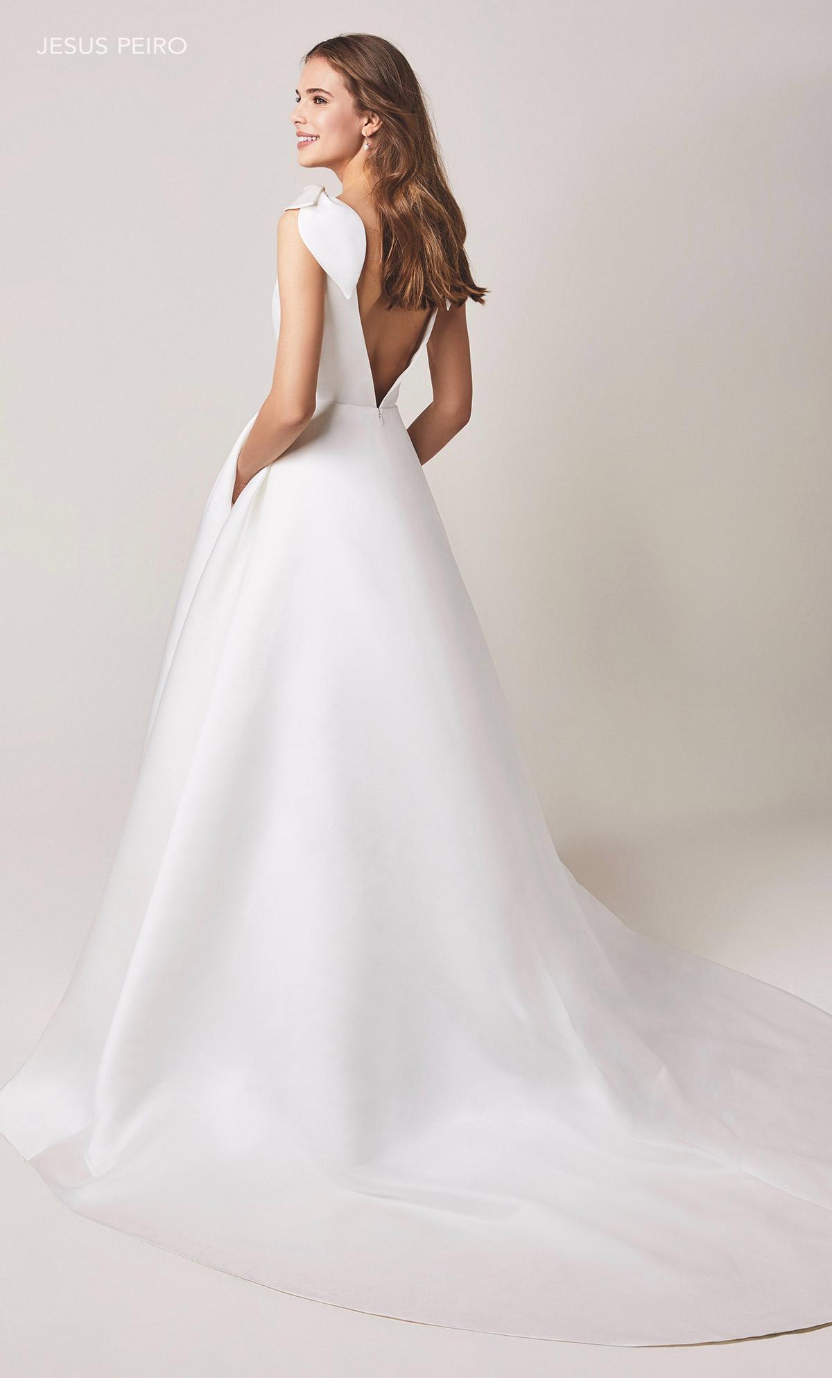 Vestido novia Jesús Peiró Ref.107
