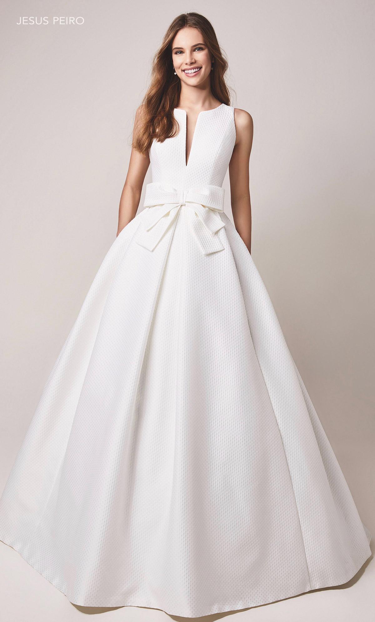 Vestido novia Jesús Peiró Ref.110