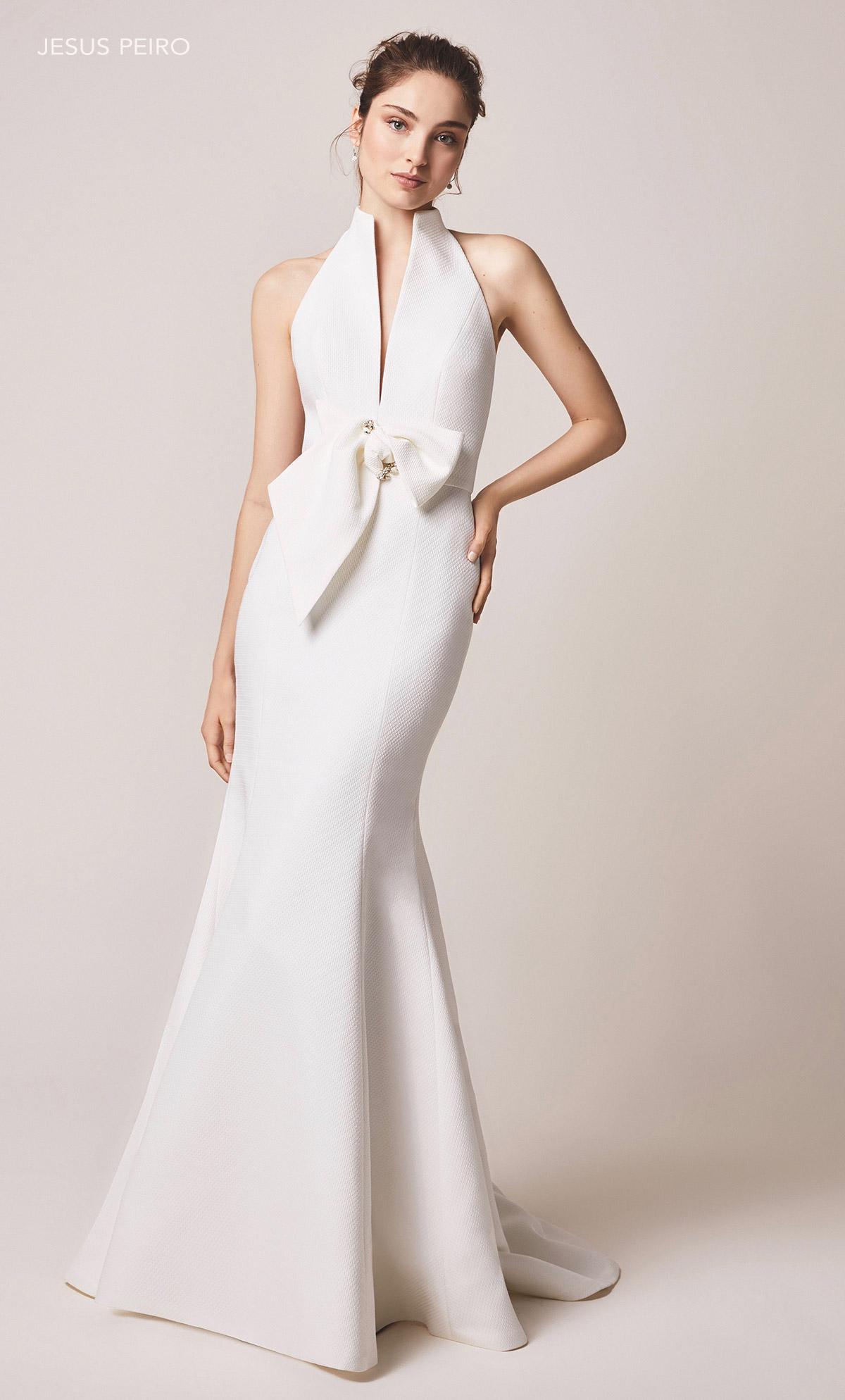 Vestido novia Jesús Peiró Ref.112