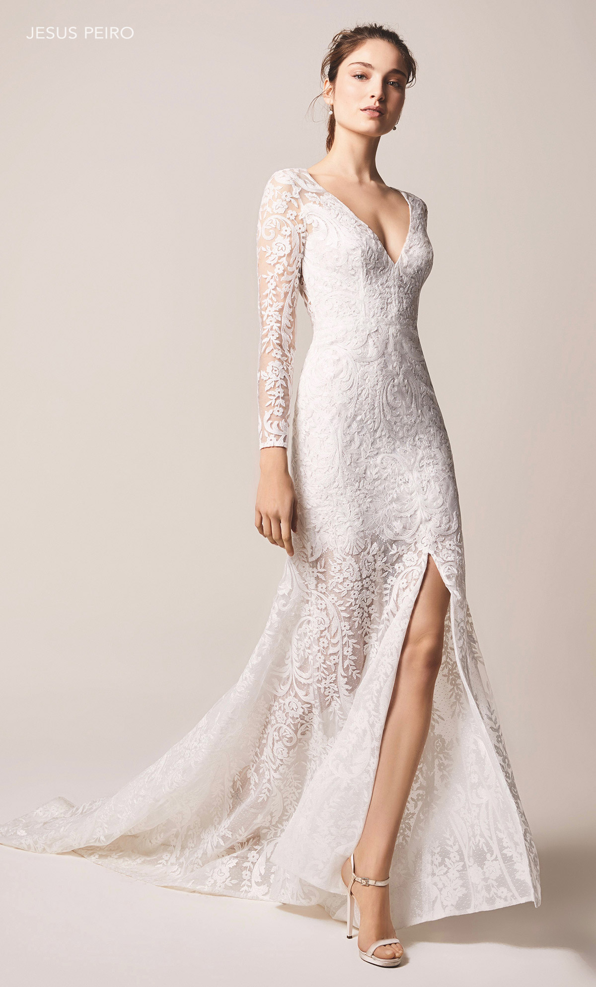 Vestido novia Jesús Peiró Ref.116