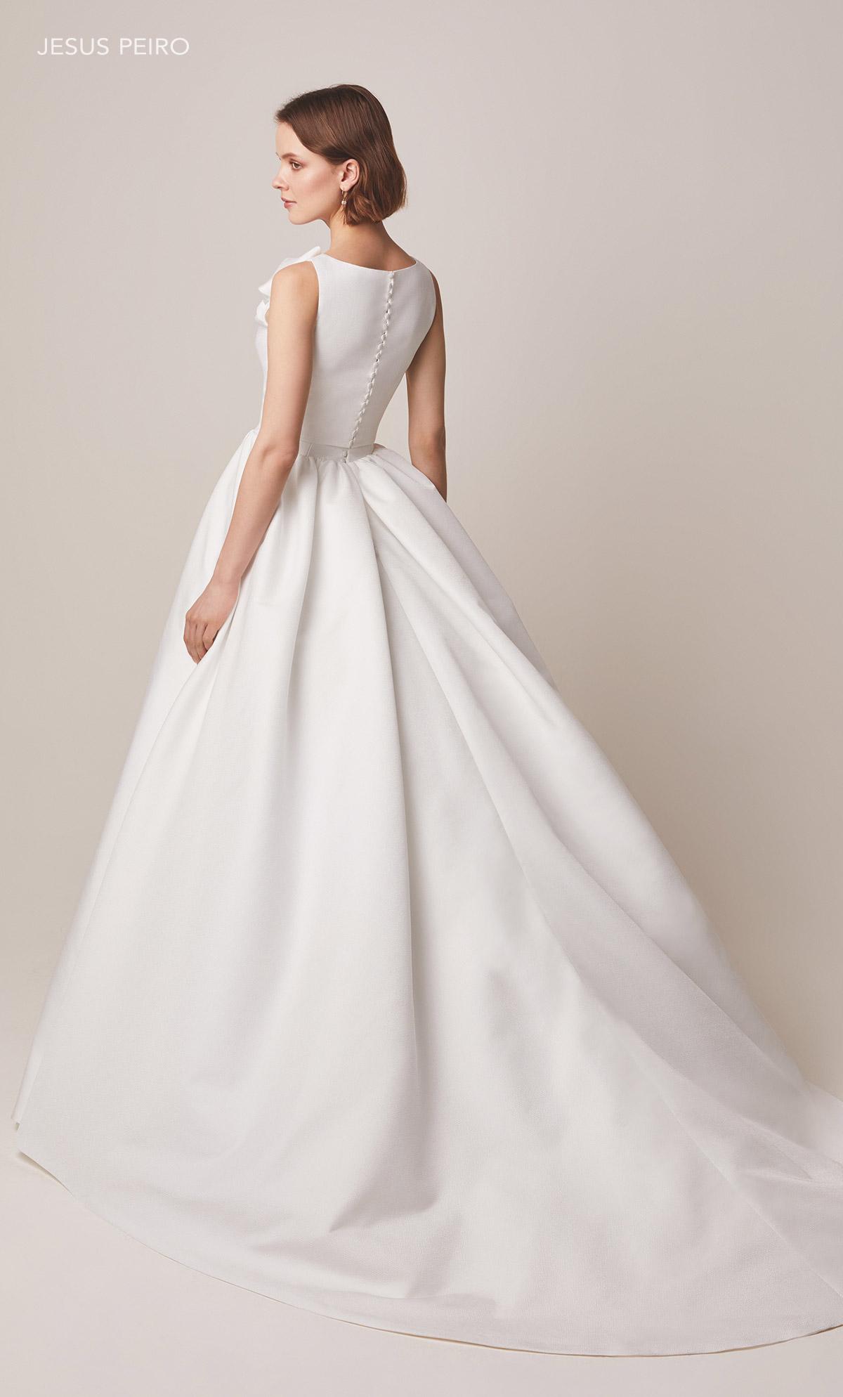 Vestido novia Jesús Peiró Ref.118