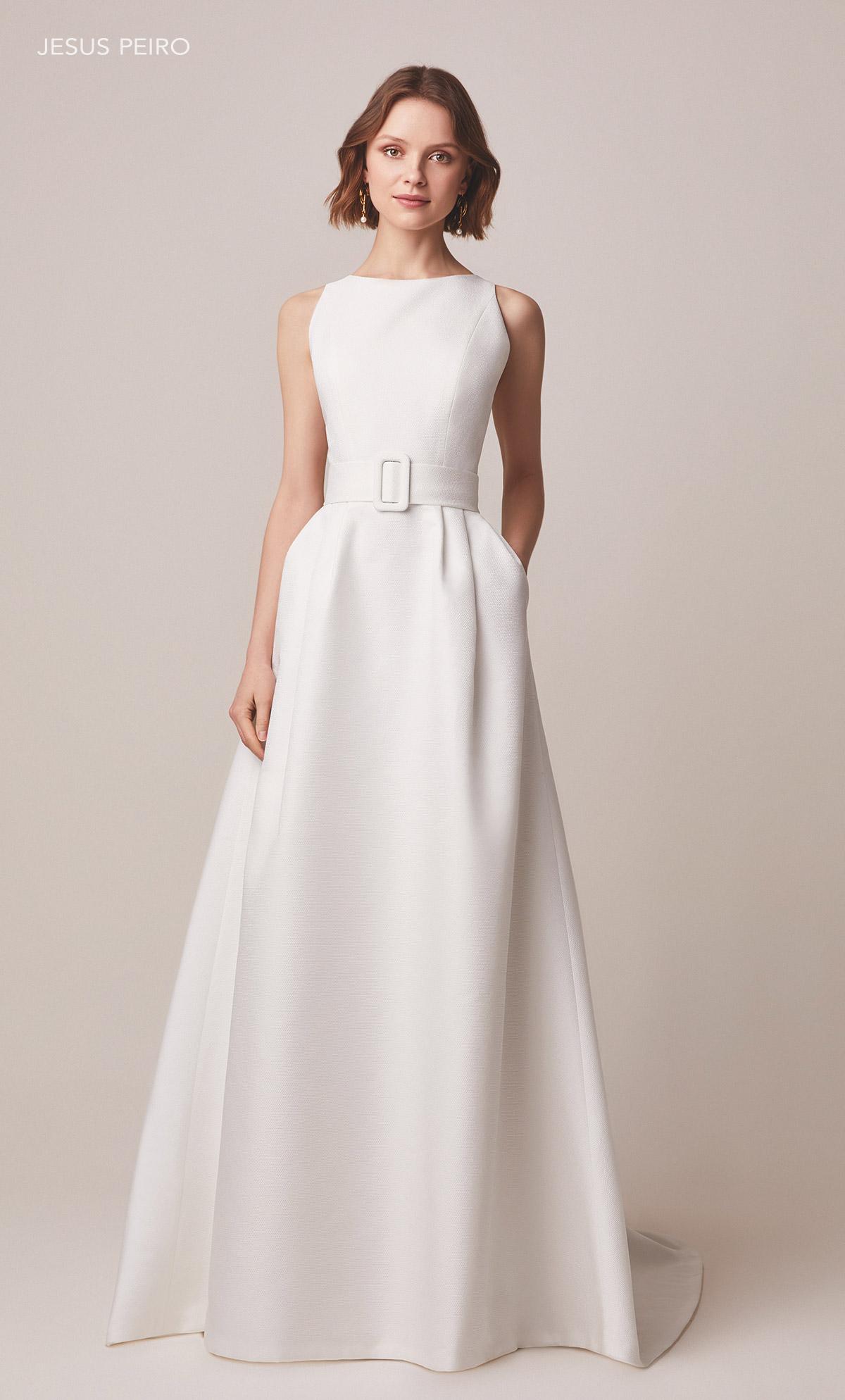 Vestido novia Jesús Peiró Ref.119