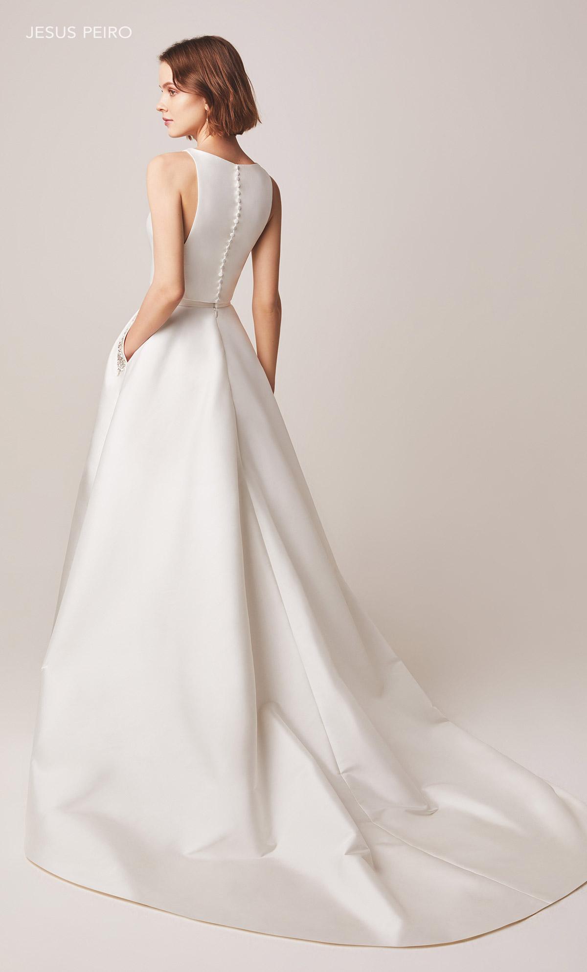 Vestido novia Jesús Peiró Ref.123
