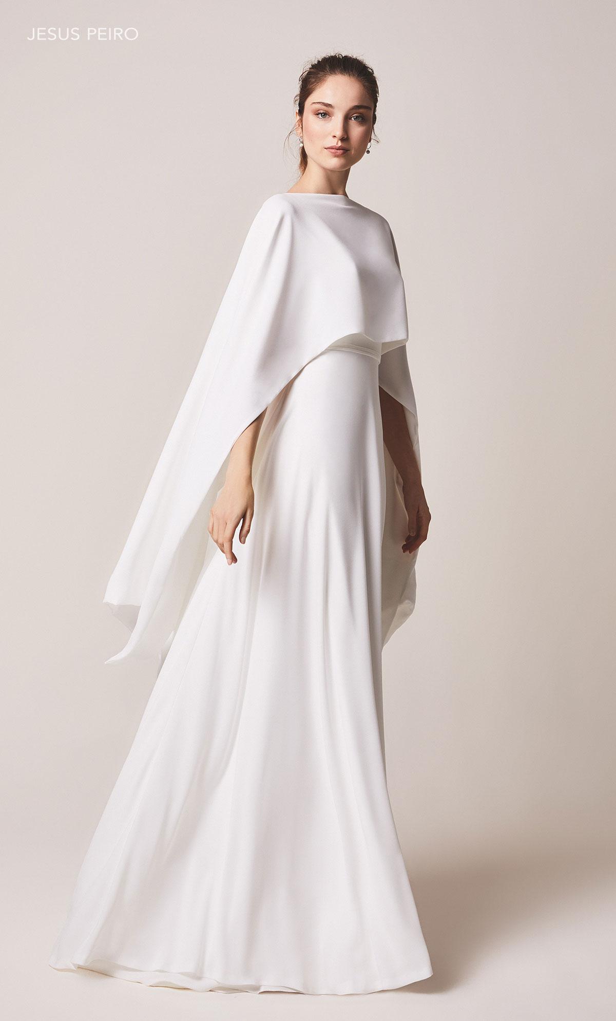 Vestido novia Jesús Peiró Ref.130