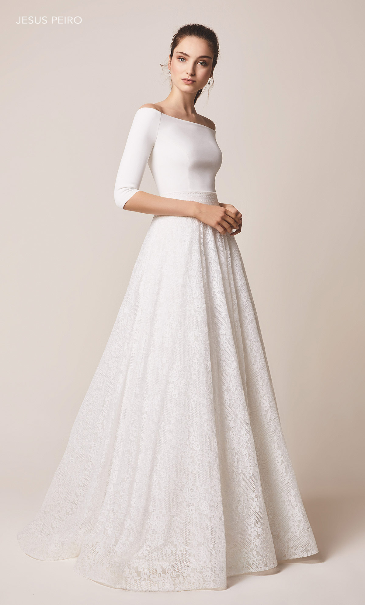 Vestido novia Jesús Peiró Ref.133
