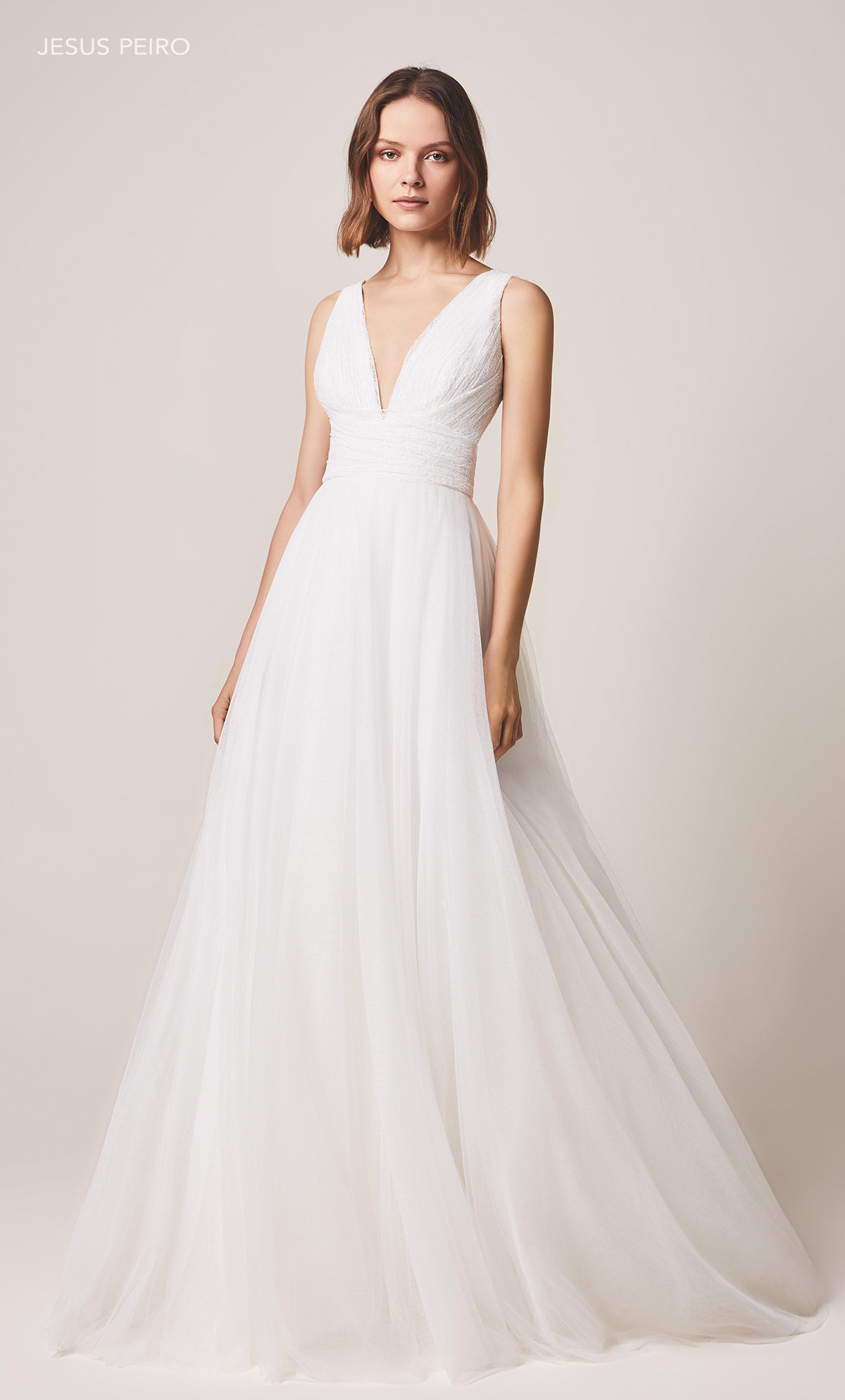Vestido novia Jesús Peiró Ref.137