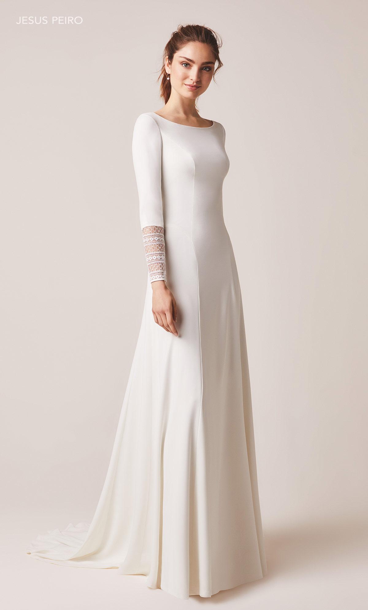 Vestido novia Jesús Peiró Ref.139