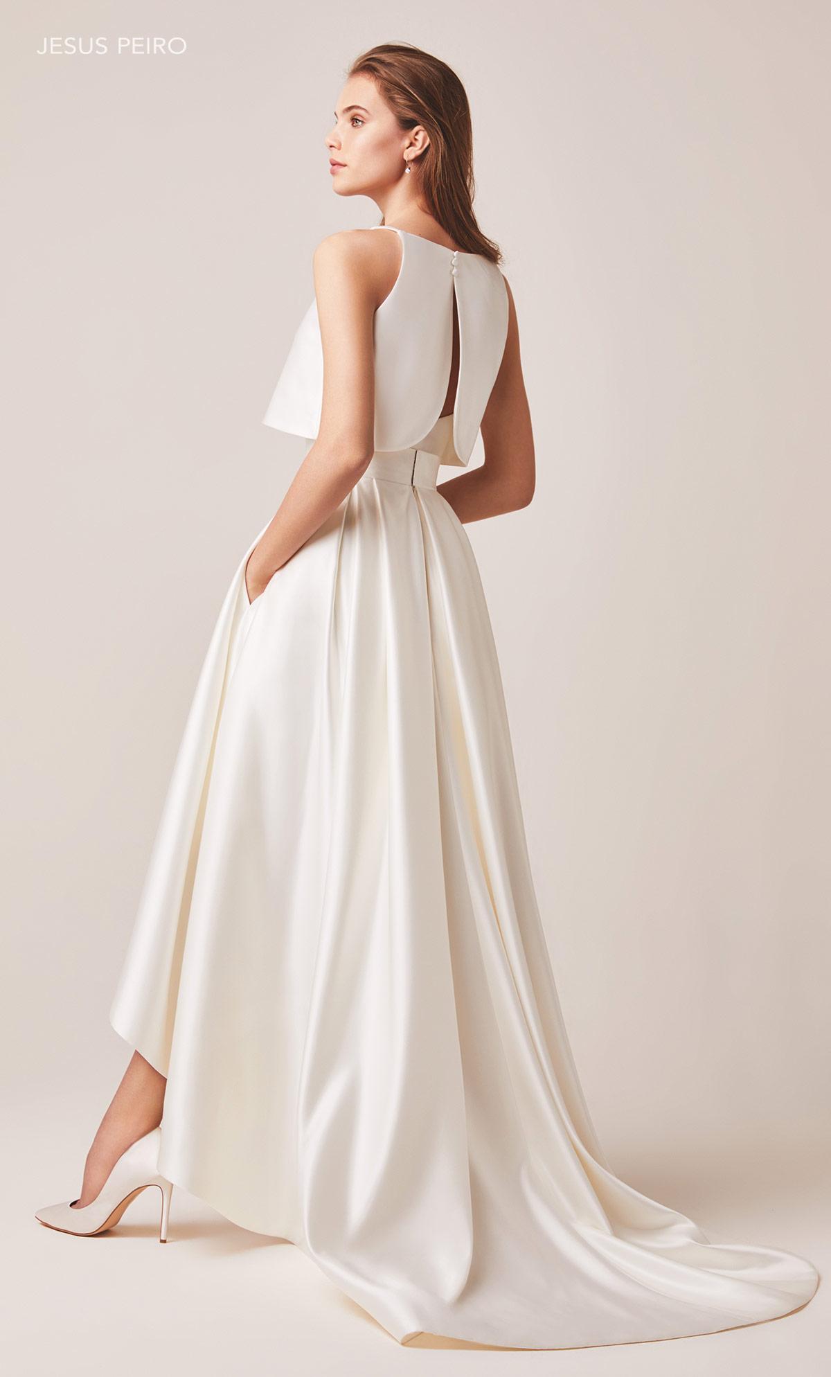 Vestido novia Jesús Peiró Ref.140