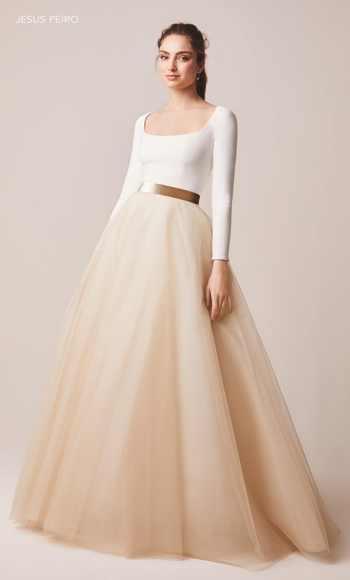 Vestido novia Jesús Peiró Ref.142