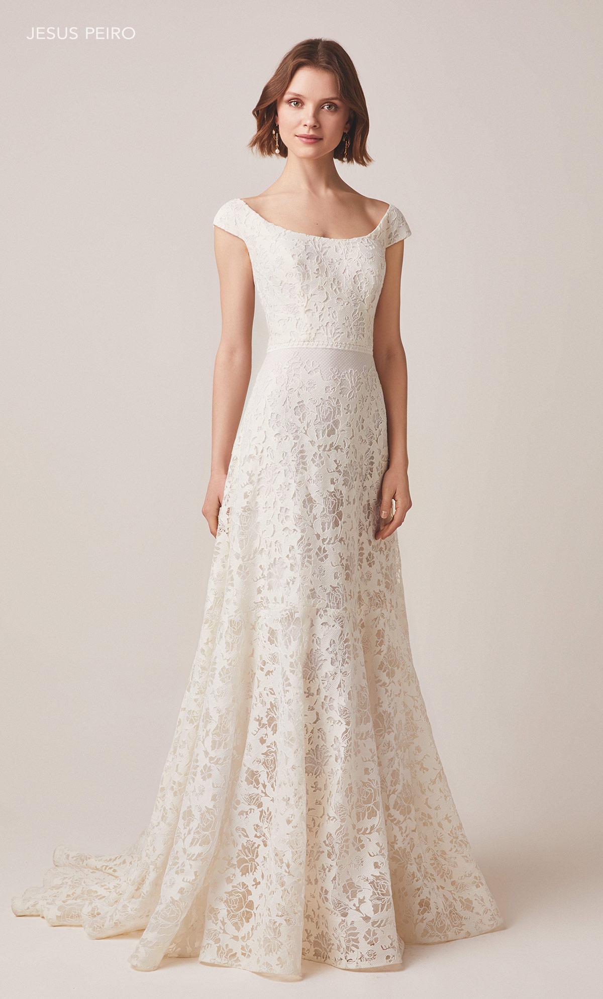 Vestido novia Jesús Peiró Ref.147