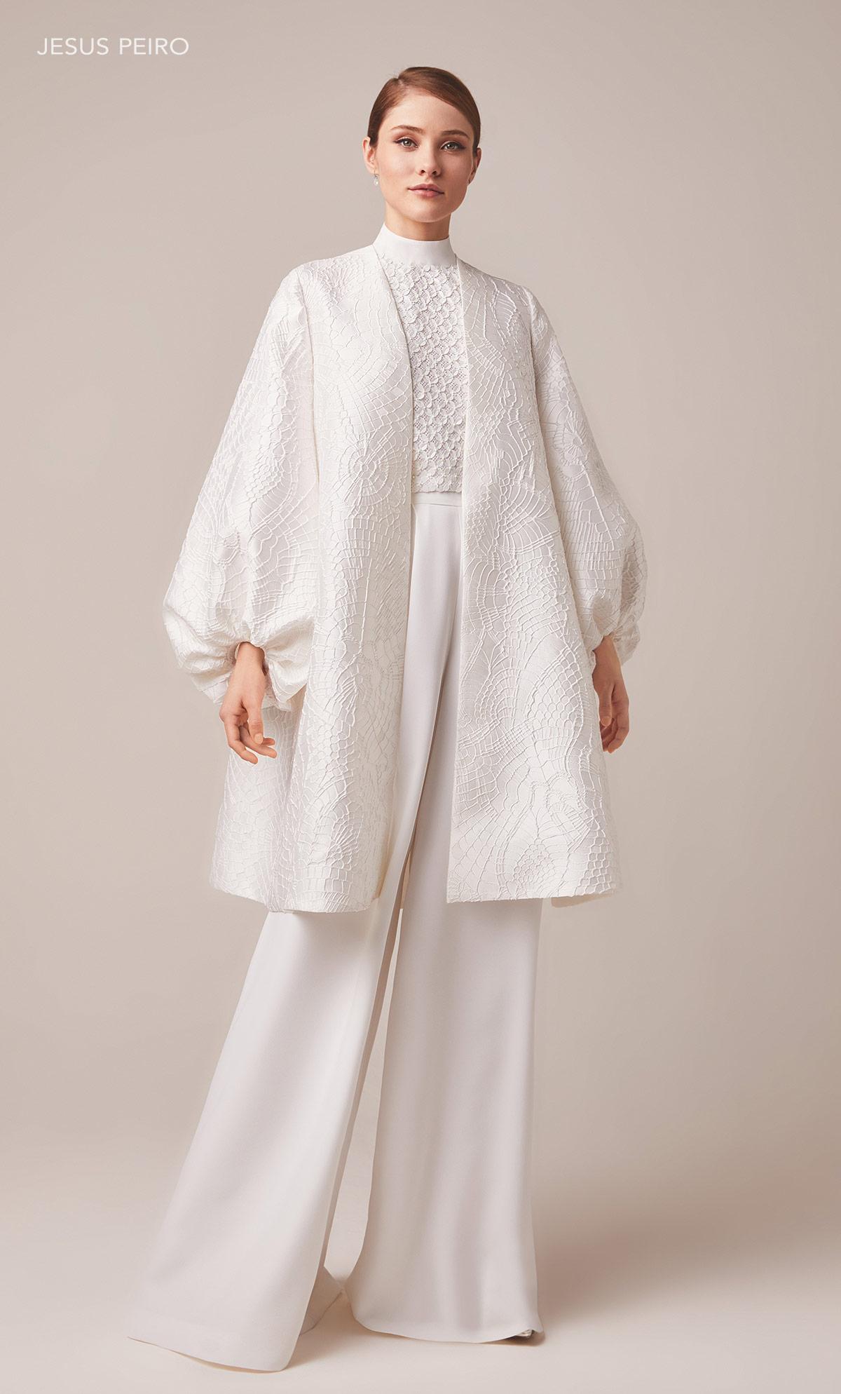 Vestido novia Jesús Peiró Ref.154