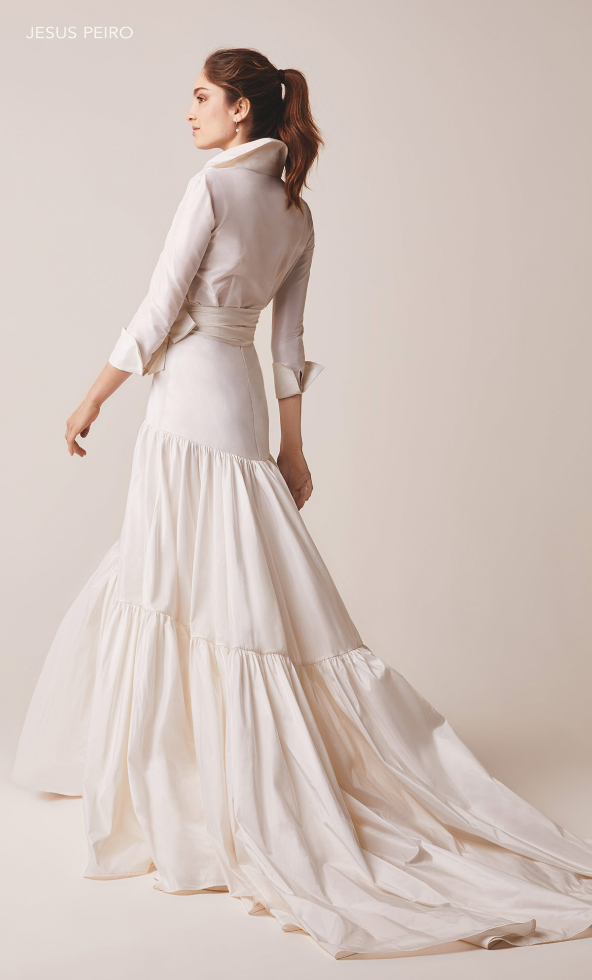 Vestido novia Jesús Peiró Ref.157