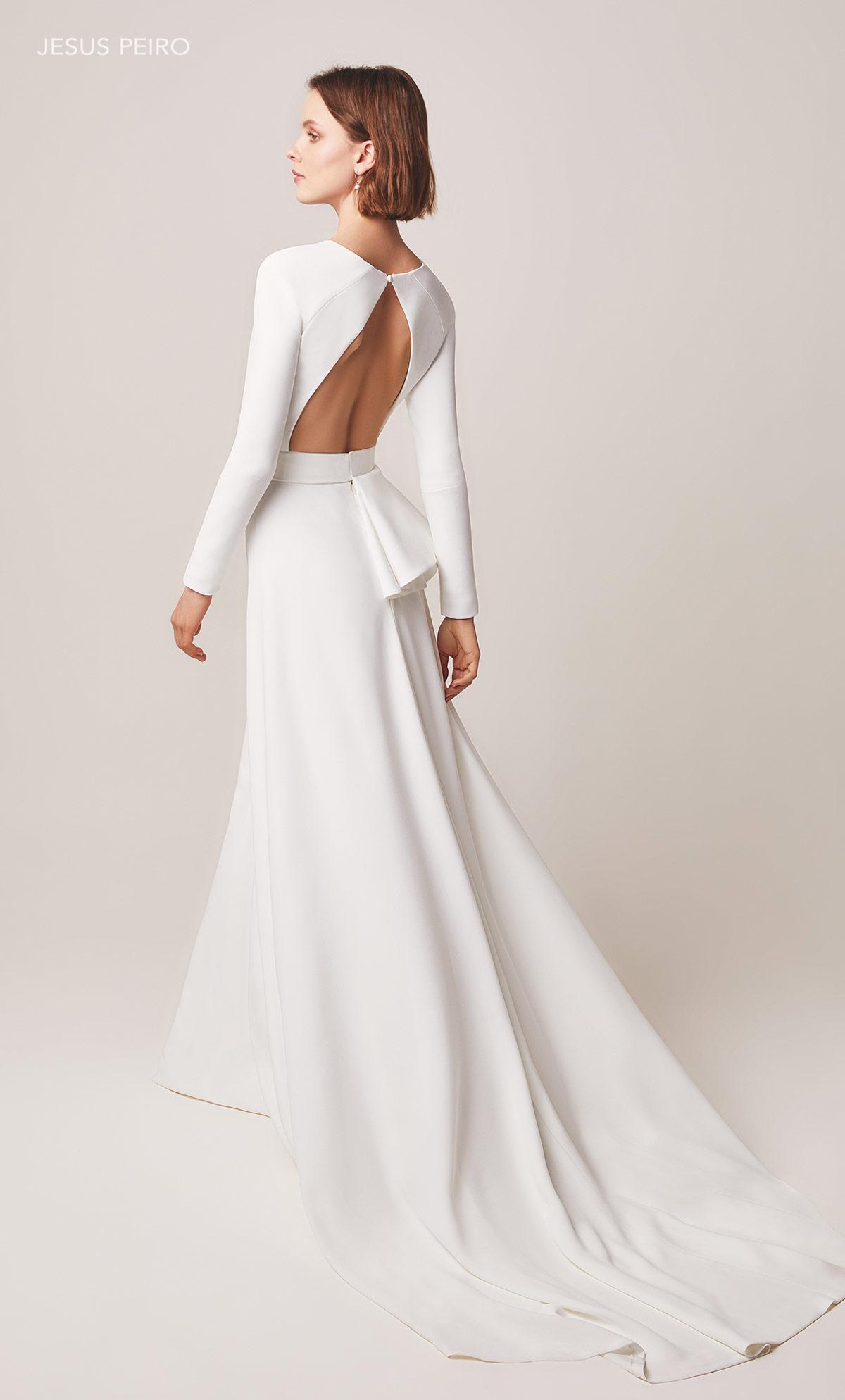 Vestido novia Jesús Peiró Ref.164