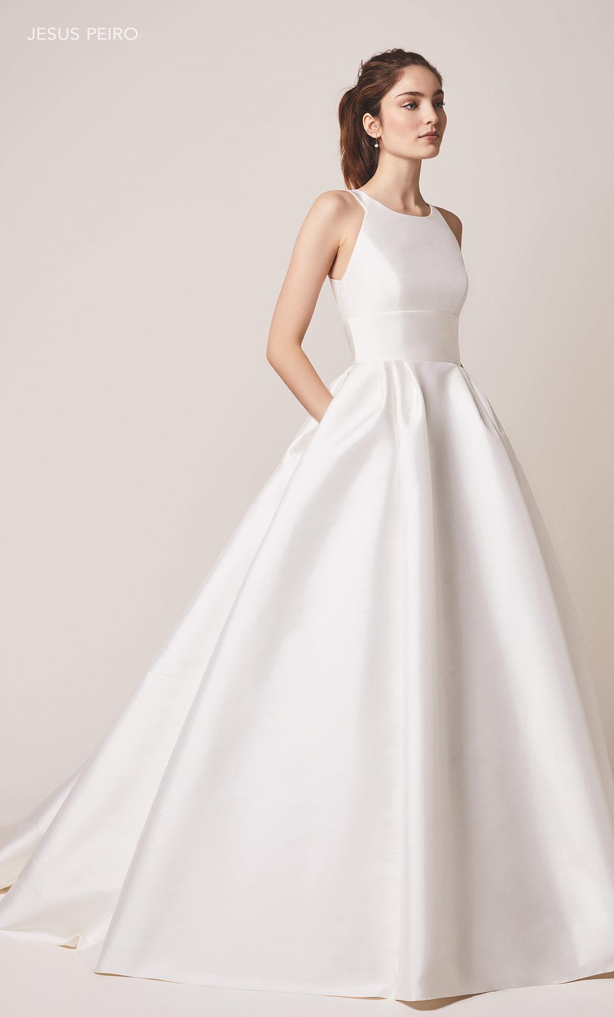 Vestido novia Jesús Peiró Ref.166