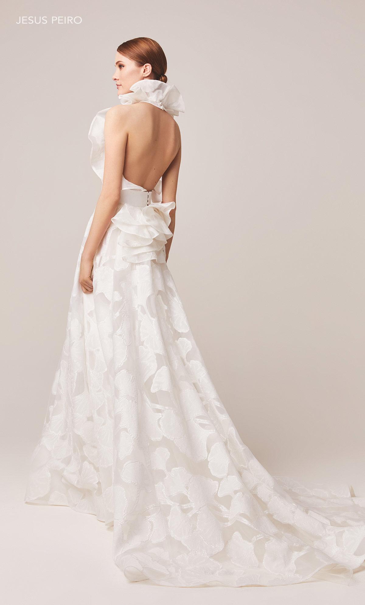 Vestido novia Jesús Peiró Ref.173
