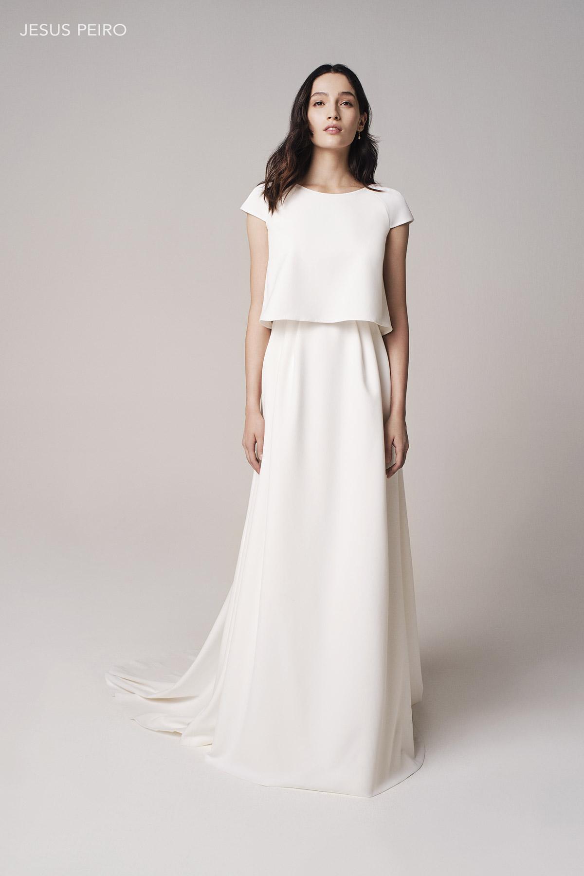 Vestido novia Jesús Peiró Ref.230