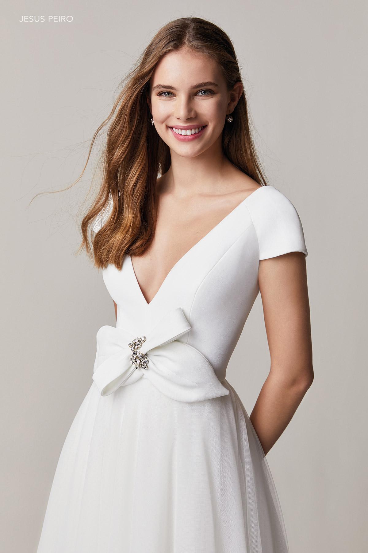 Vestido novia Jesús Peiró Ref.231