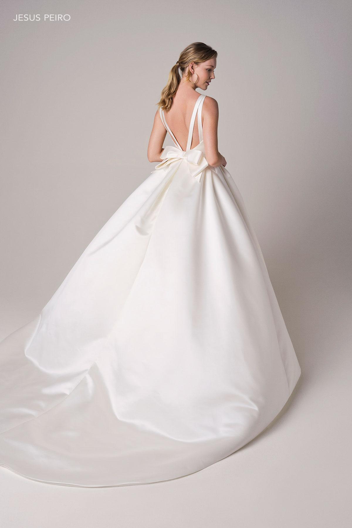 Vestido novia Jesús Peiró Ref.263