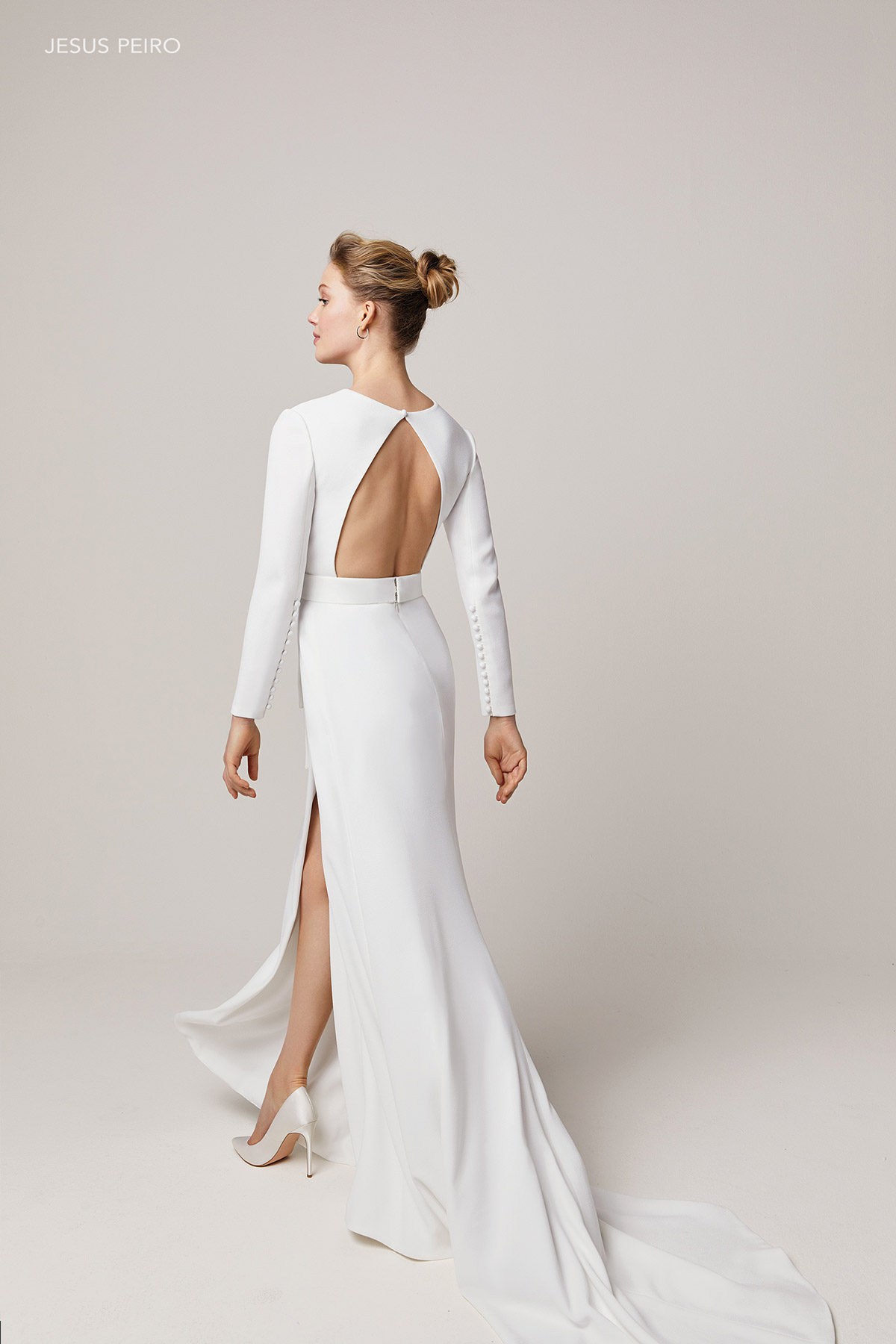 Vestido novia Jesús Peiró Ref.267