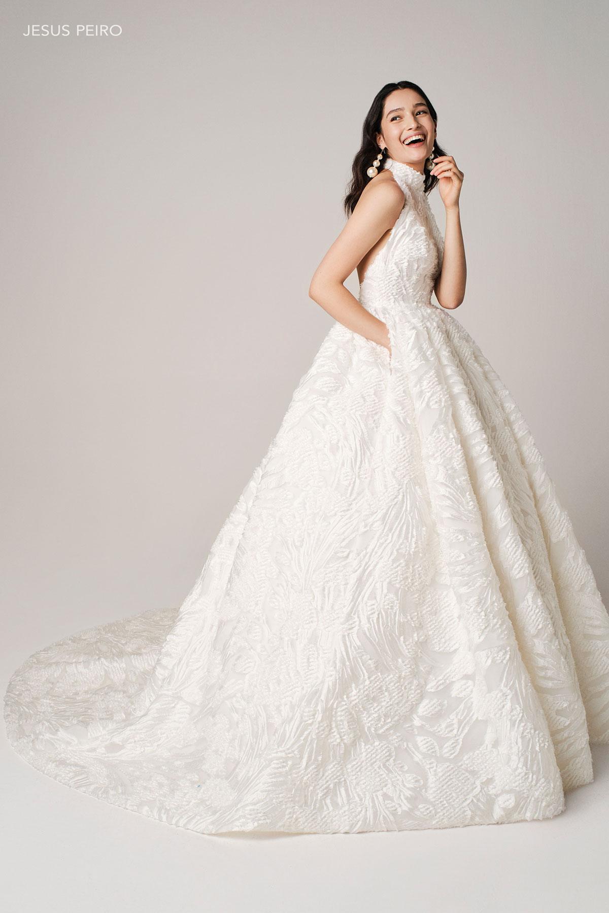 Vestido novia Jesús Peiró Ref.273