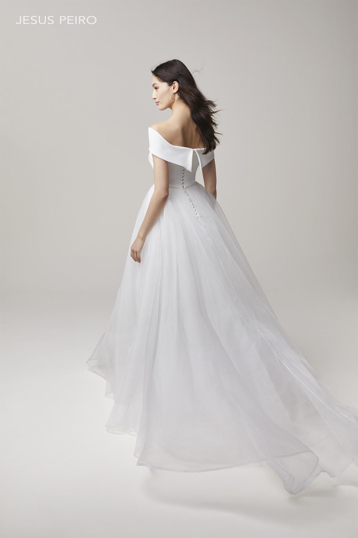 Vestido novia Jesús Peiró Ref.2204