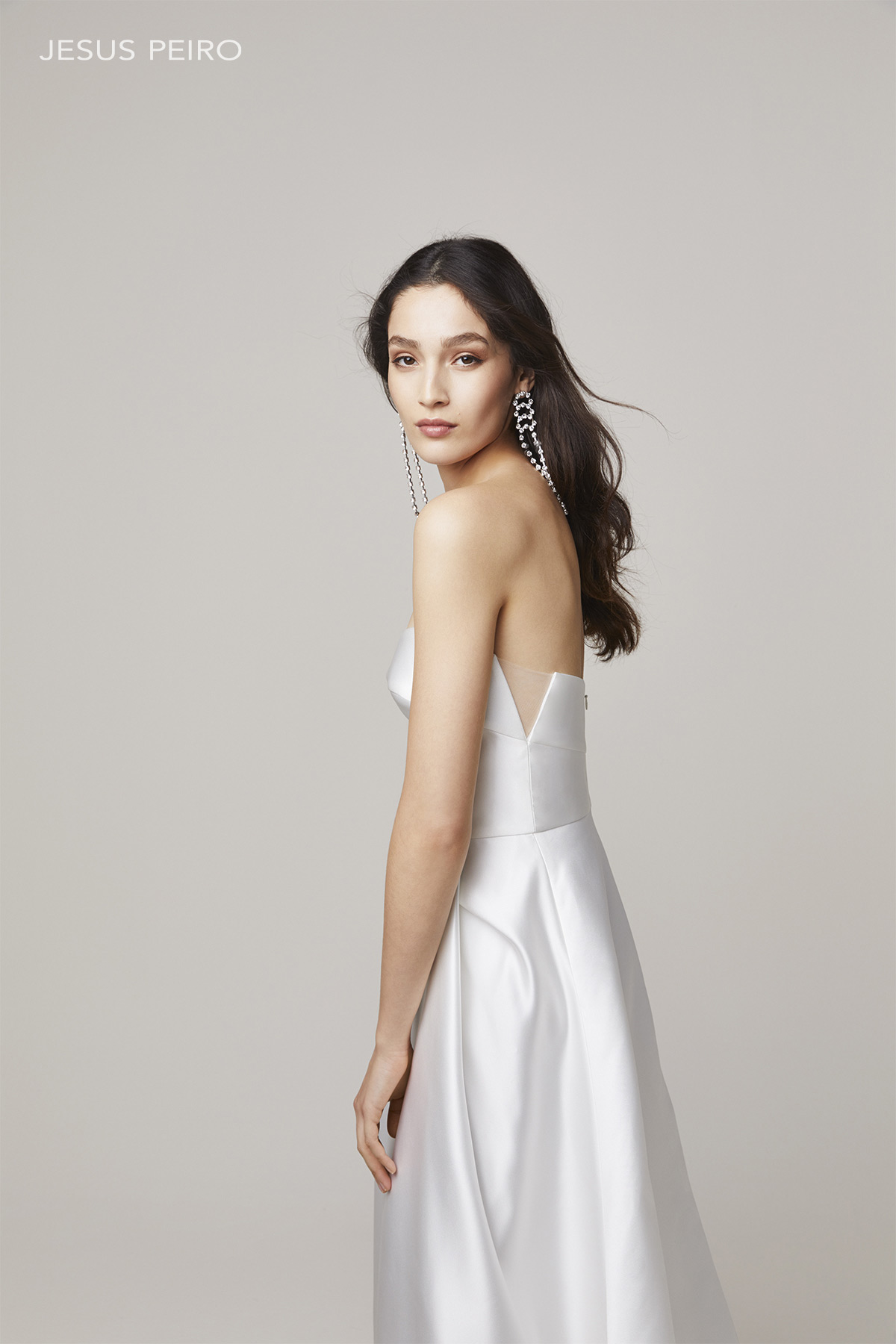 Vestido novia Jesús Peiró Ref.2207