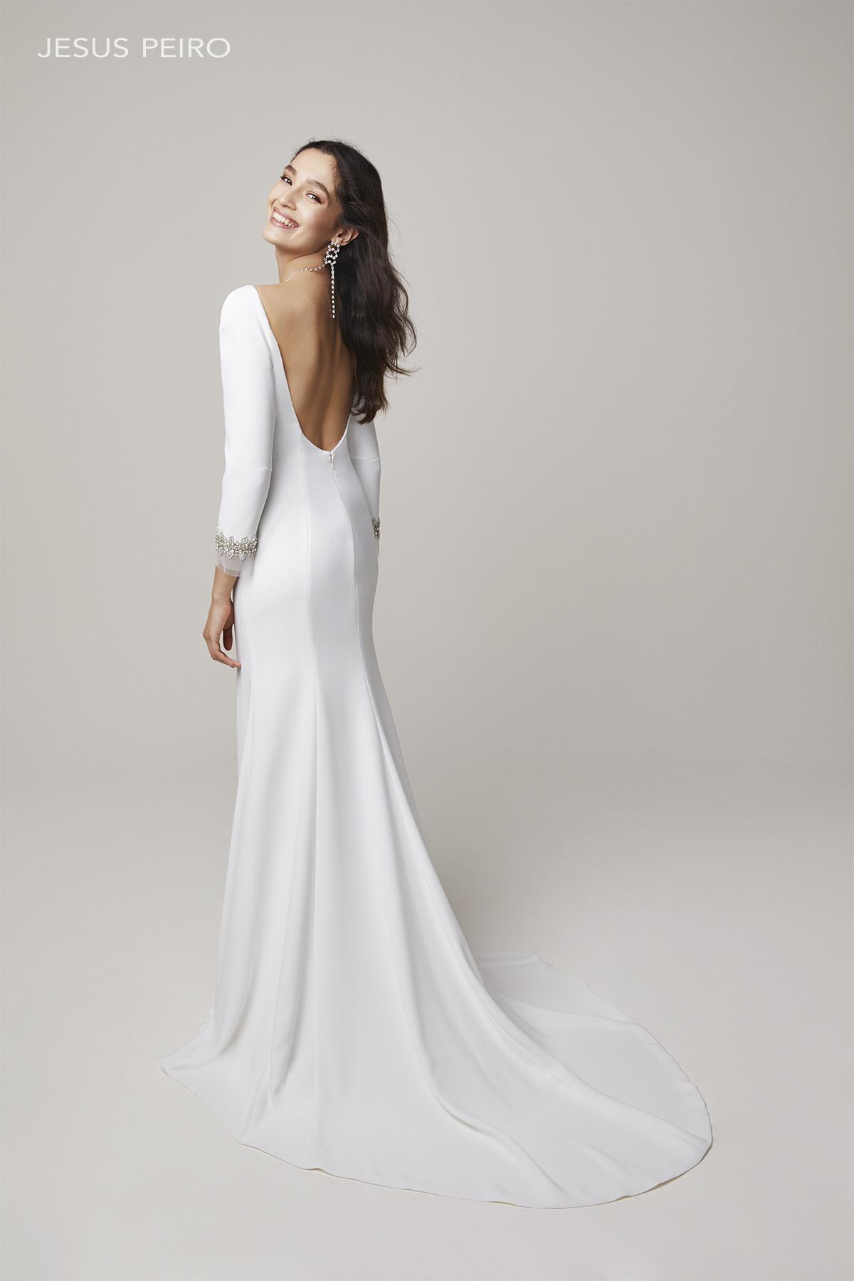 Vestido novia Jesús Peiró Ref.2208