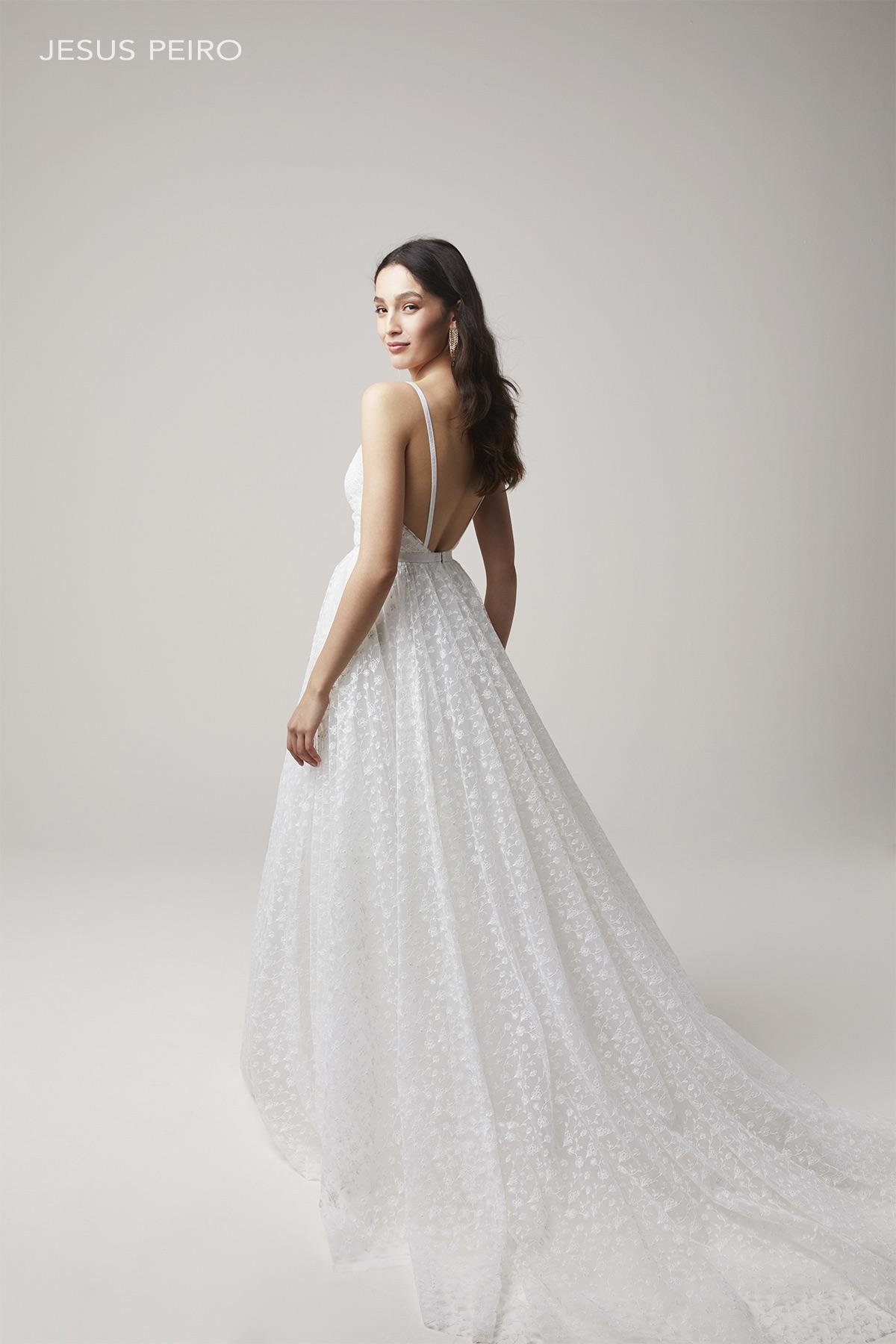 Vestido novia Jesús Peiró Ref.2213