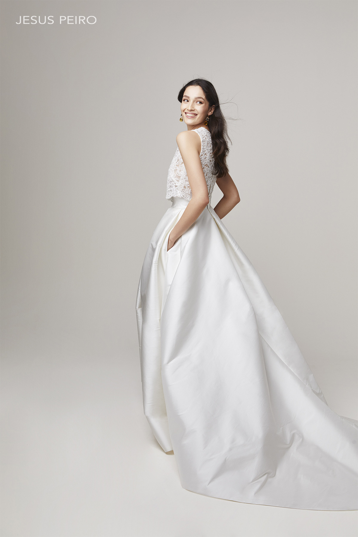 Vestido novia Jesús Peiró Ref.2215