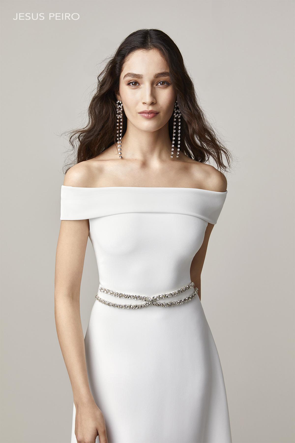 Vestido novia Jesús Peiró Ref.2218