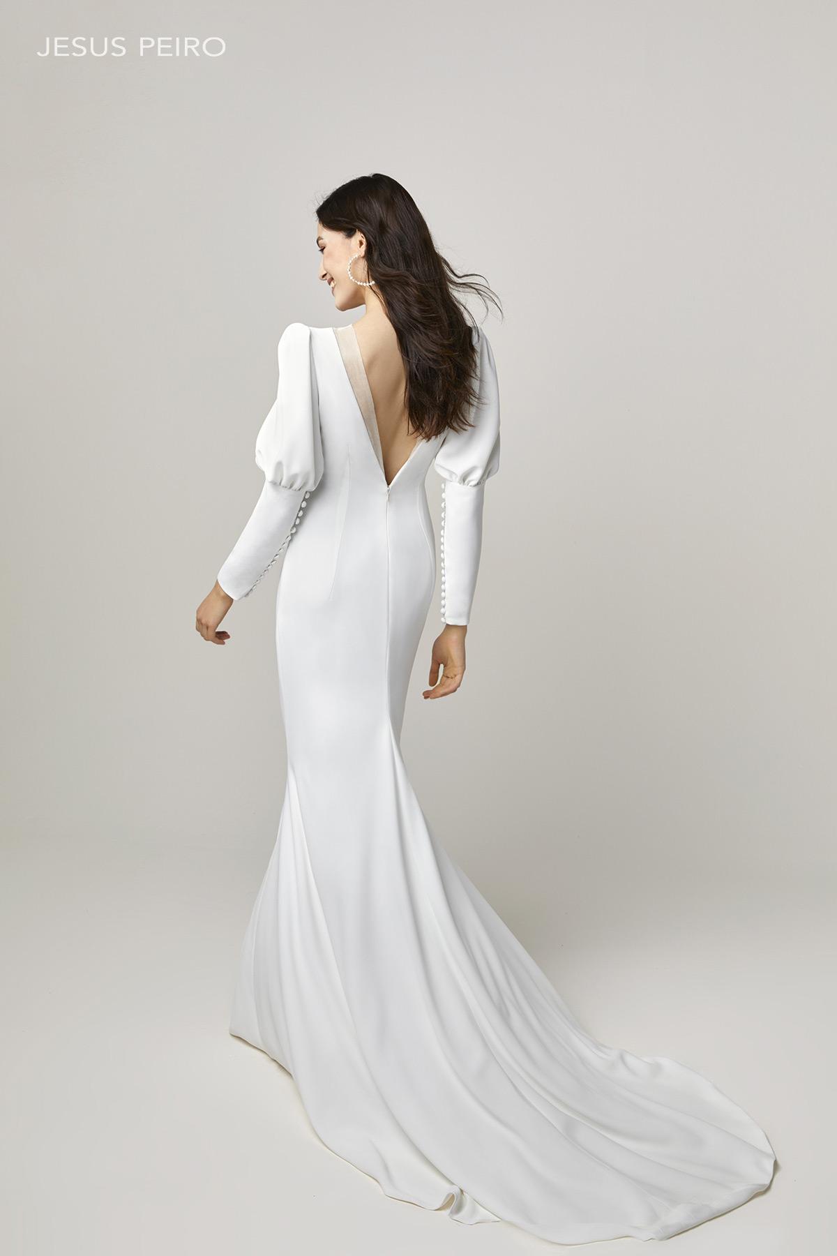 Vestido novia Jesús Peiró Ref.2226