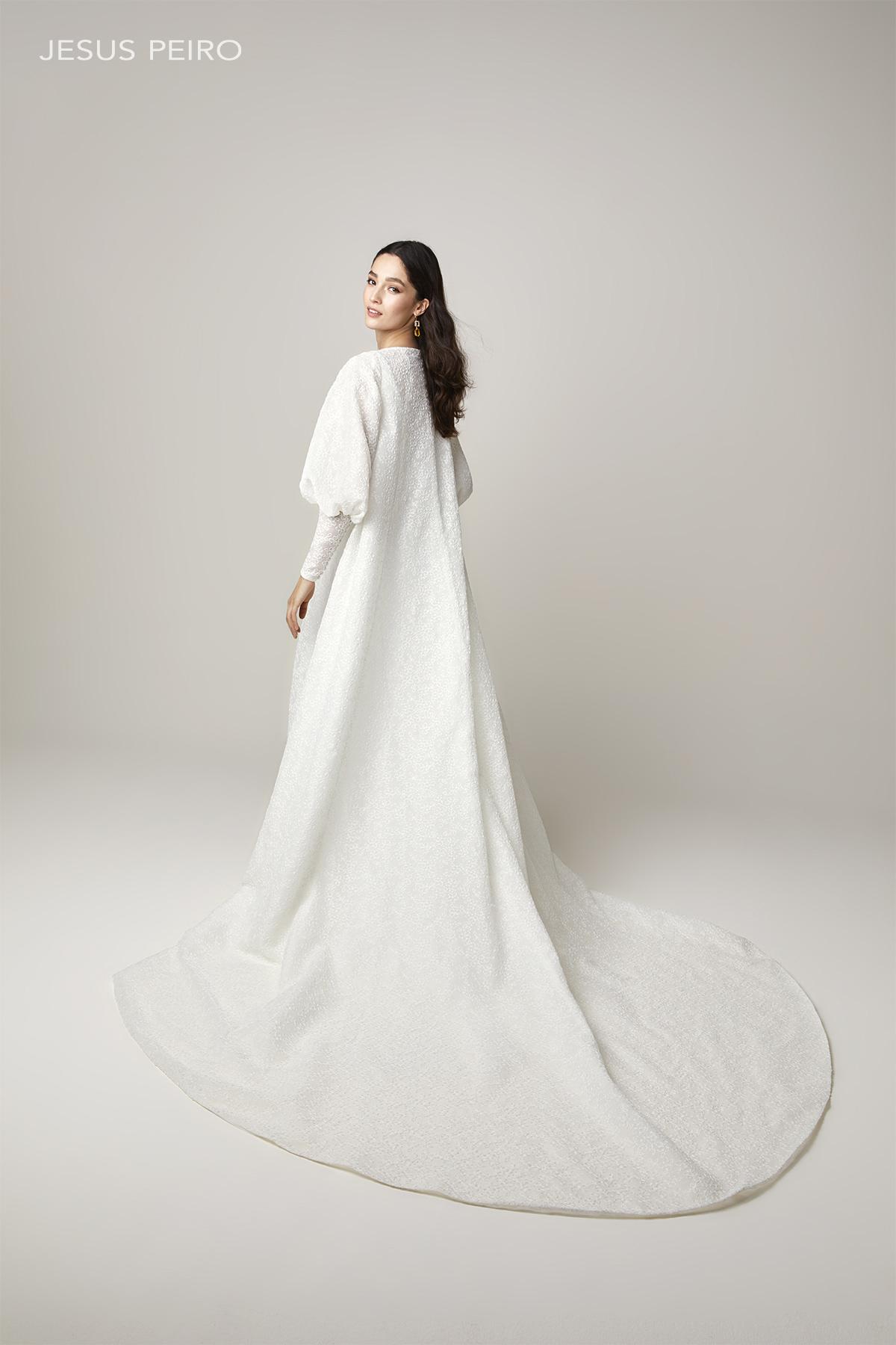Vestido novia Jesús Peiró Ref.2232