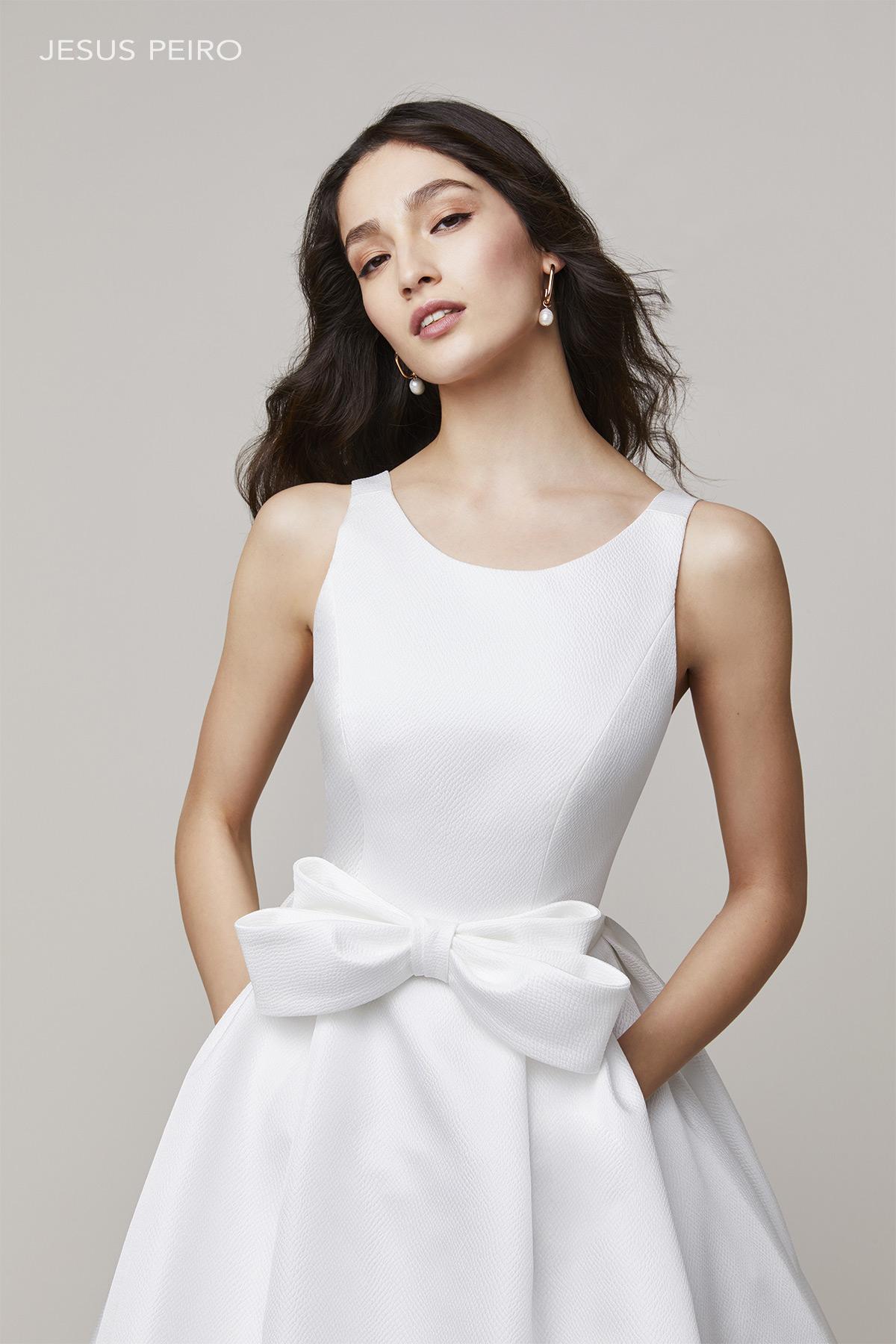 Vestido novia Jesús Peiró Ref.2238