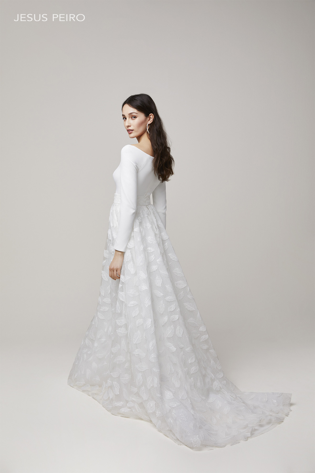 Vestido novia Jesús Peiró Ref.2240