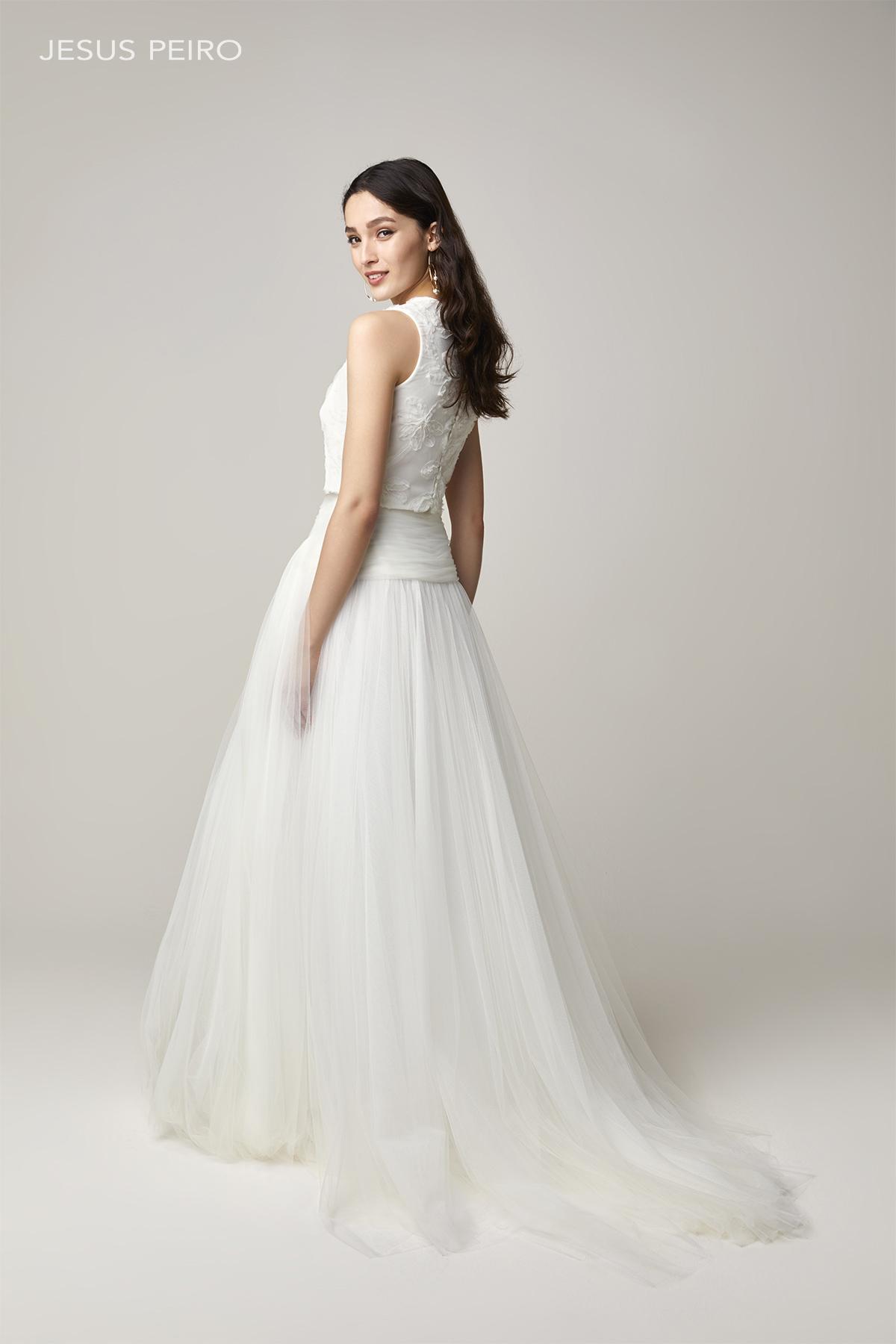 Vestido novia Jesús Peiró Ref.2257