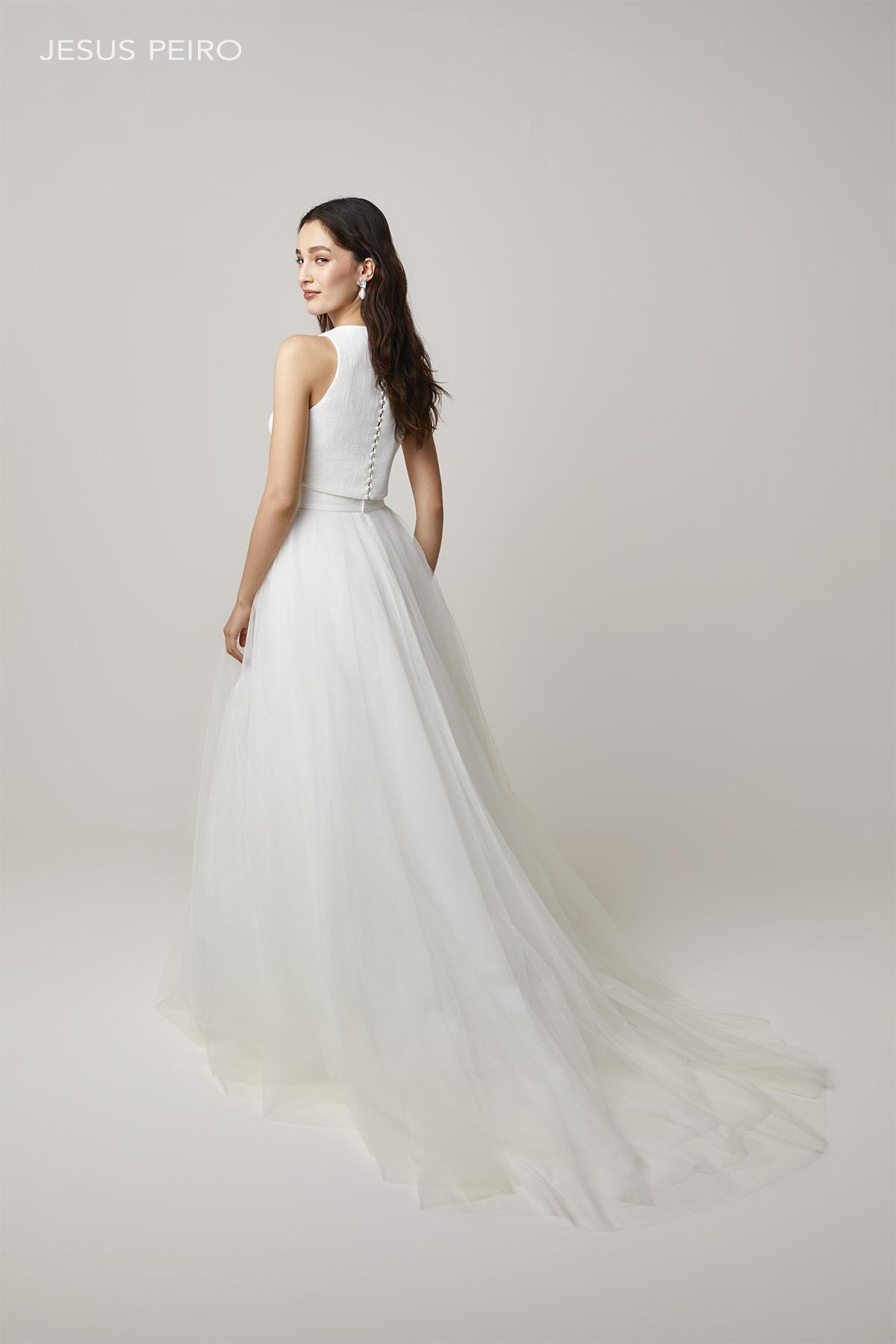 Vestido novia Jesús Peiró Ref.2261