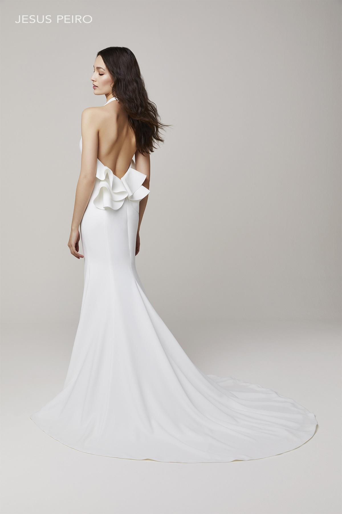 Vestido novia Jesús Peiró Ref.2263