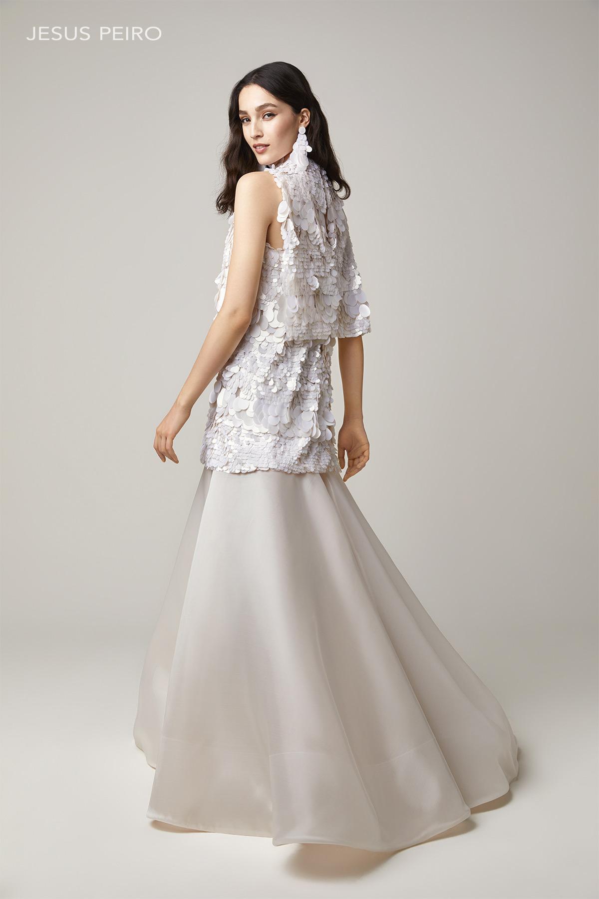Vestido novia Jesús Peiró Ref.2273