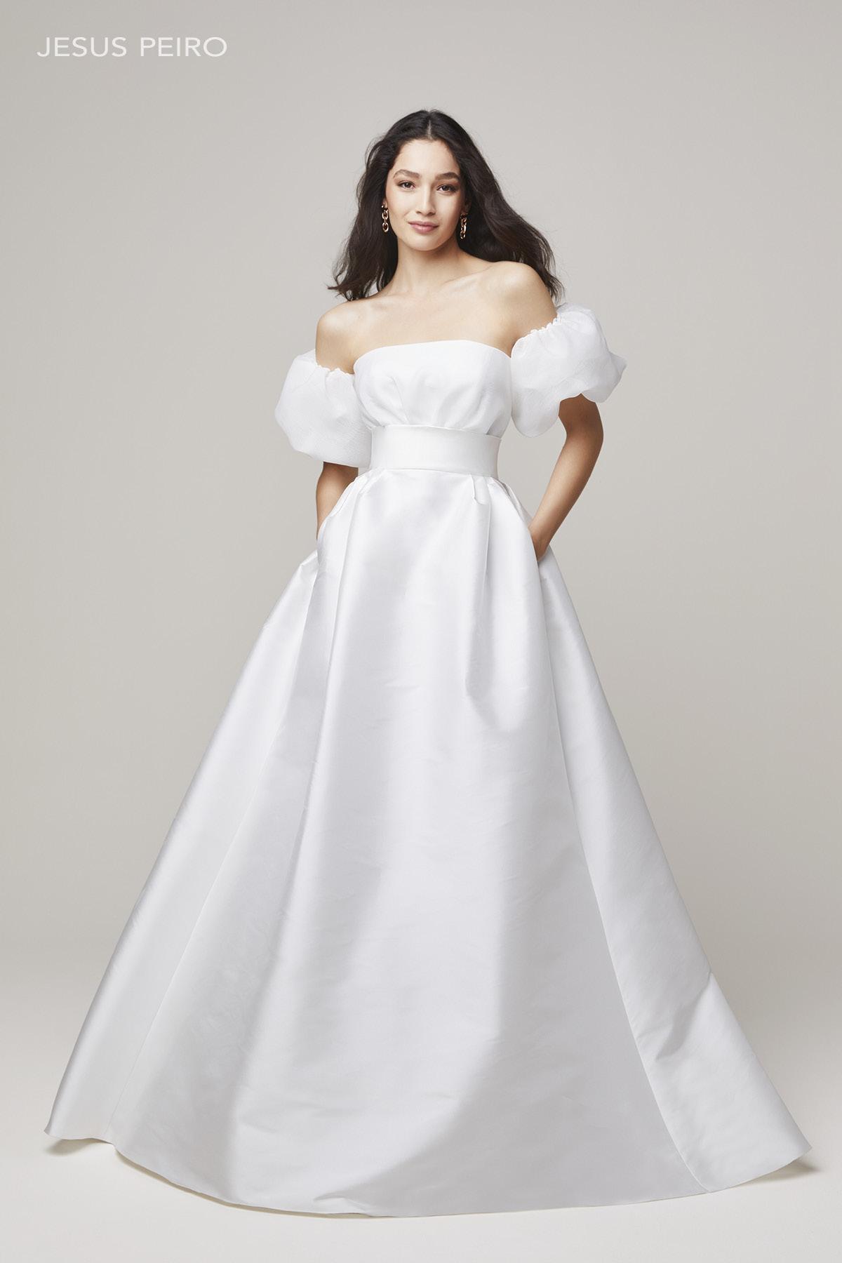 Vestido novia Jesús Peiró Ref.2201