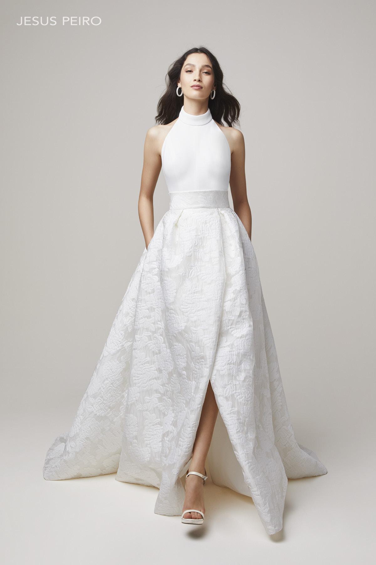 Vestido novia Jesús Peiró Ref.2212