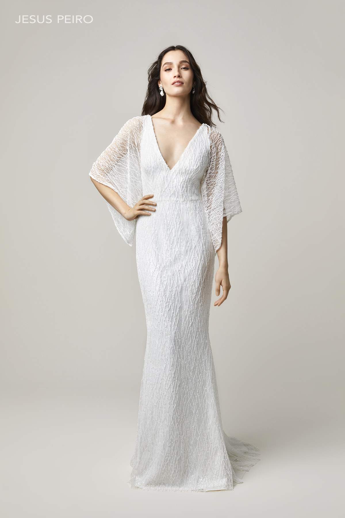 Vestido novia Jesús Peiró Ref.2216