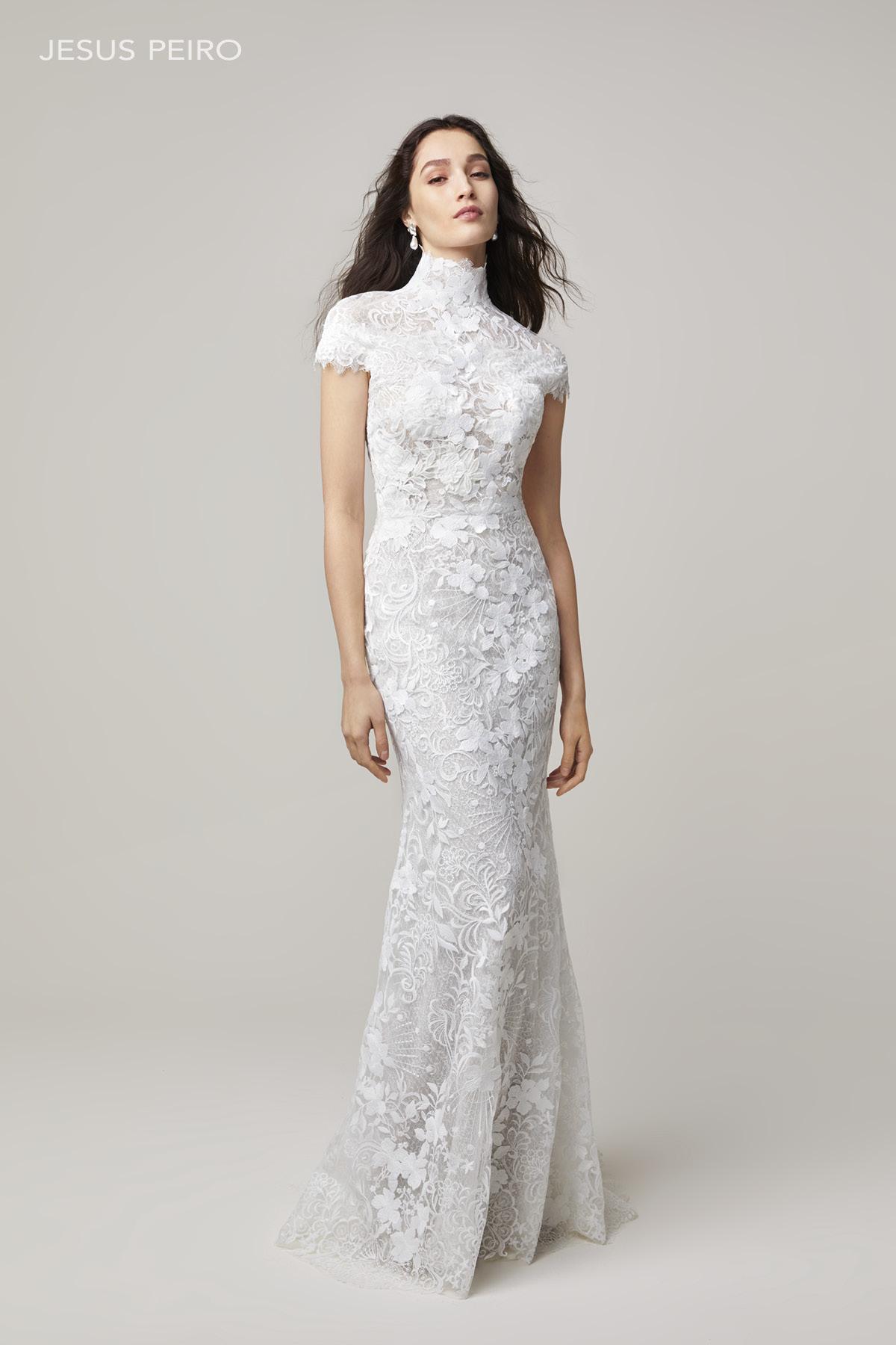 Vestido novia Jesús Peiró Ref.2219