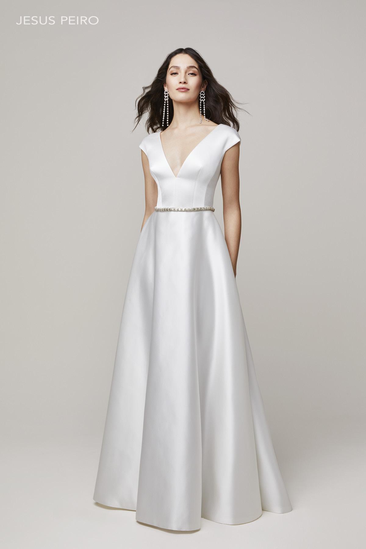Vestido novia Jesús Peiró Ref.2221