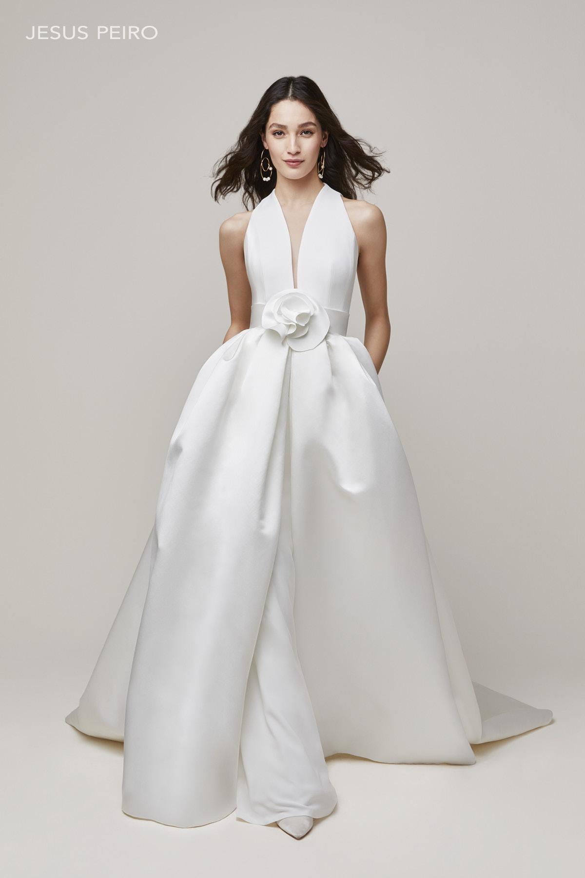 Vestido novia Jesús Peiró Ref.2222