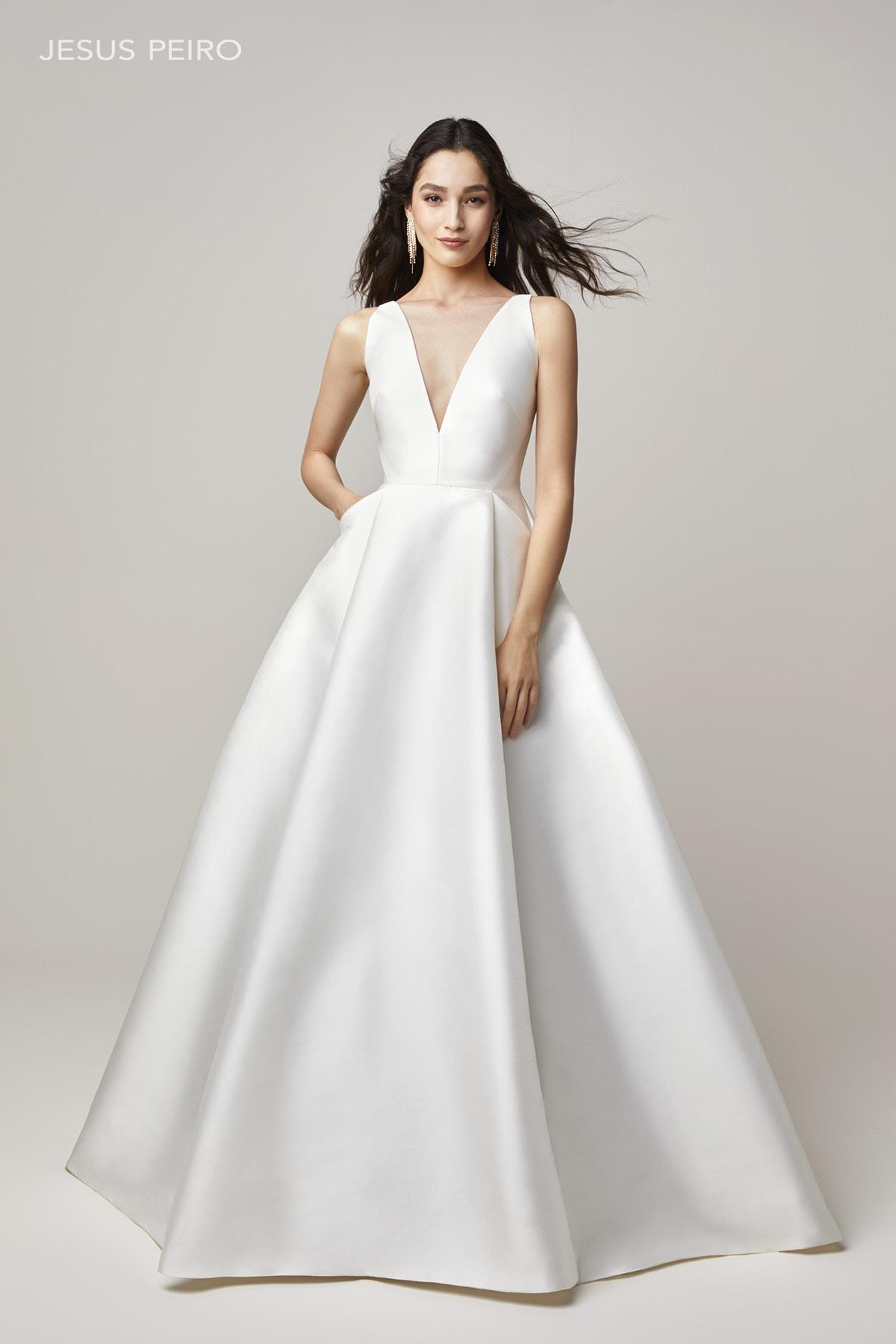 Vestido novia Jesús Peiró Ref.2241