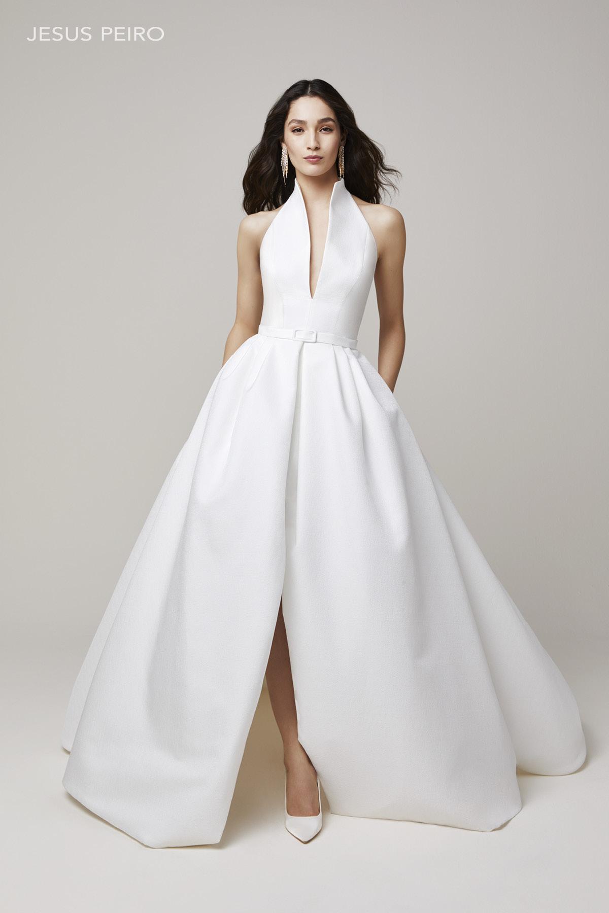 Vestido novia Jesús Peiró Ref.2242