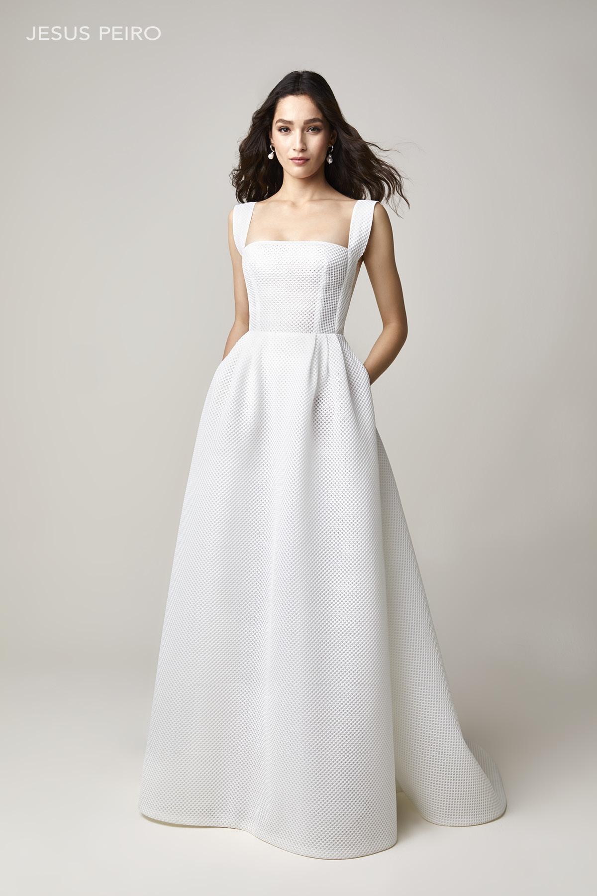 Vestido novia Jesús Peiró Ref.2246