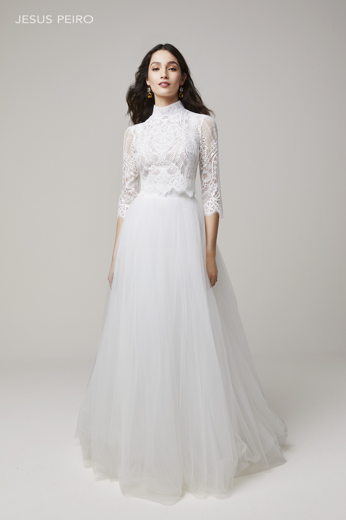 Vestido novia Jesús Peiró Ref.2250